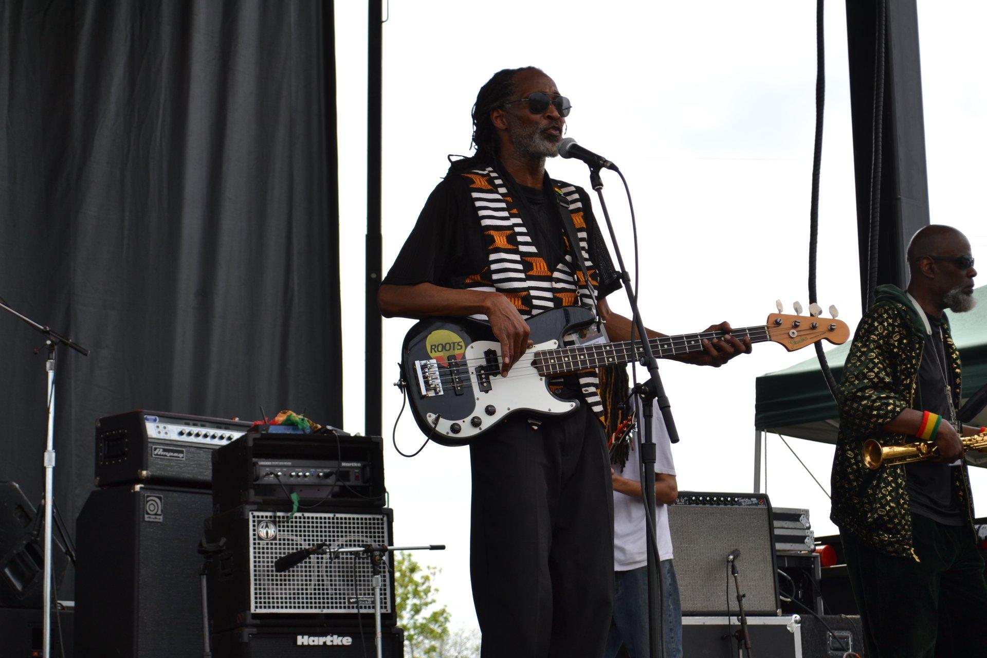 Austin Reggae Festival in Texas - Best Season 2020