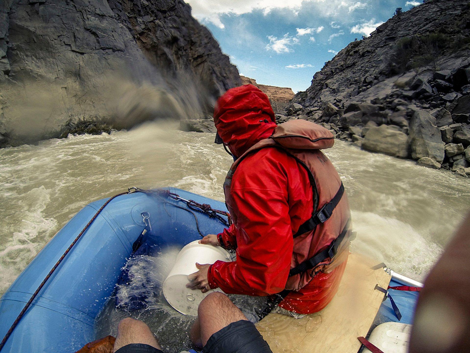 Rafting Season in Utah - Best Time
