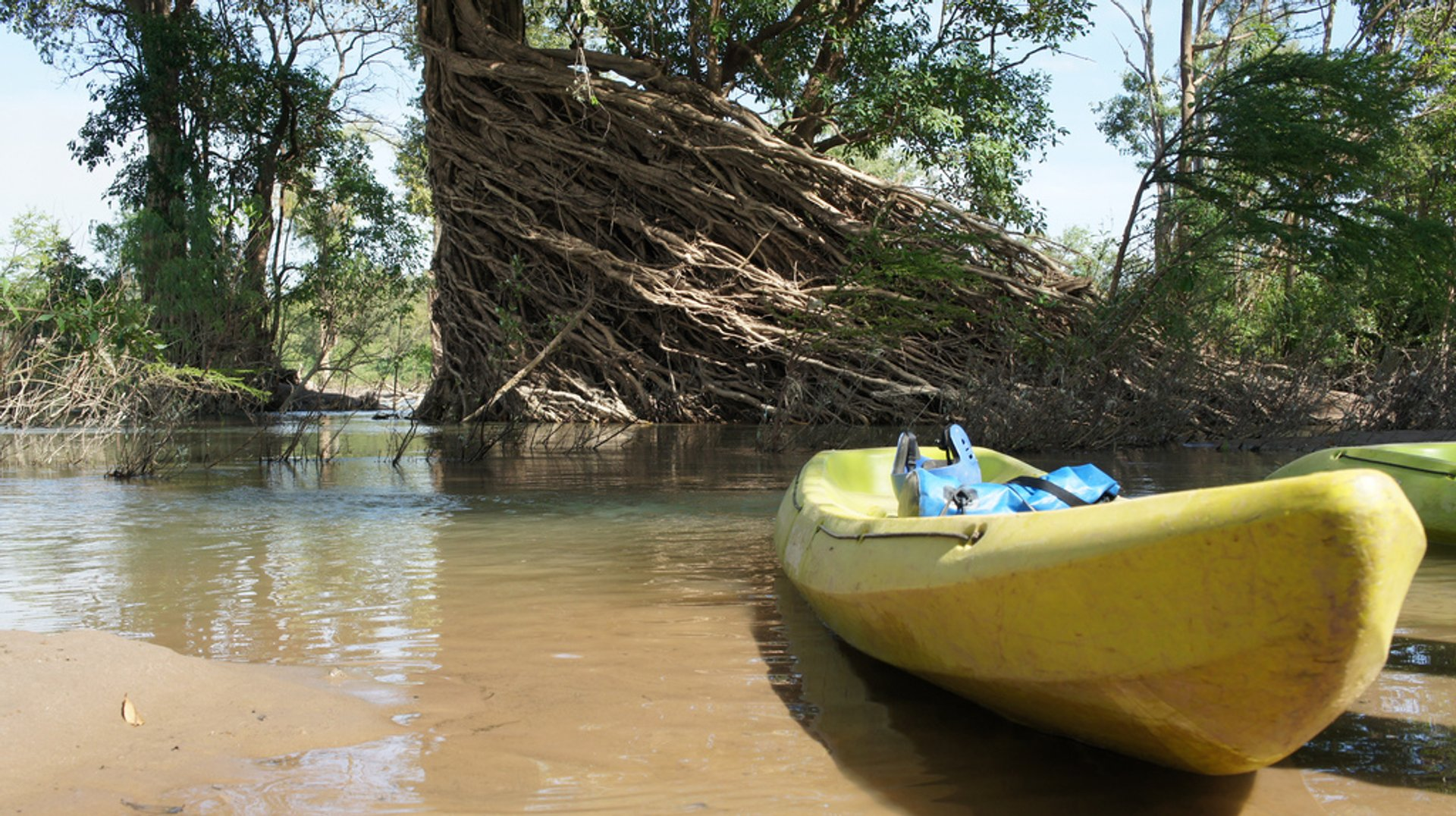 Kayaking in Cambodia 2020 - Best Time
