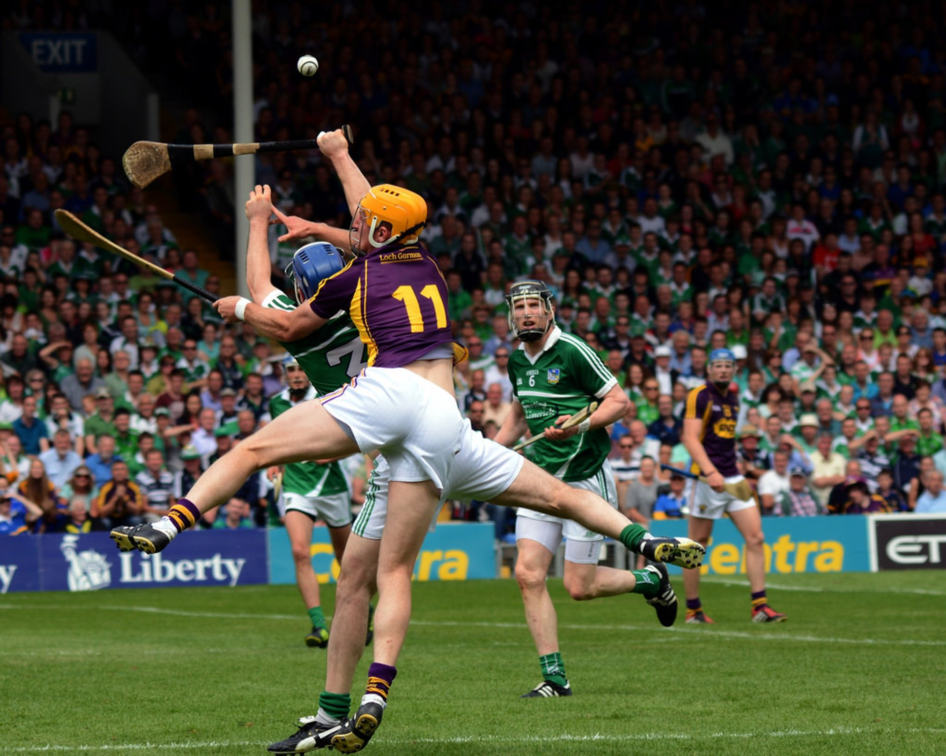 Hurling in Ireland - Best Time