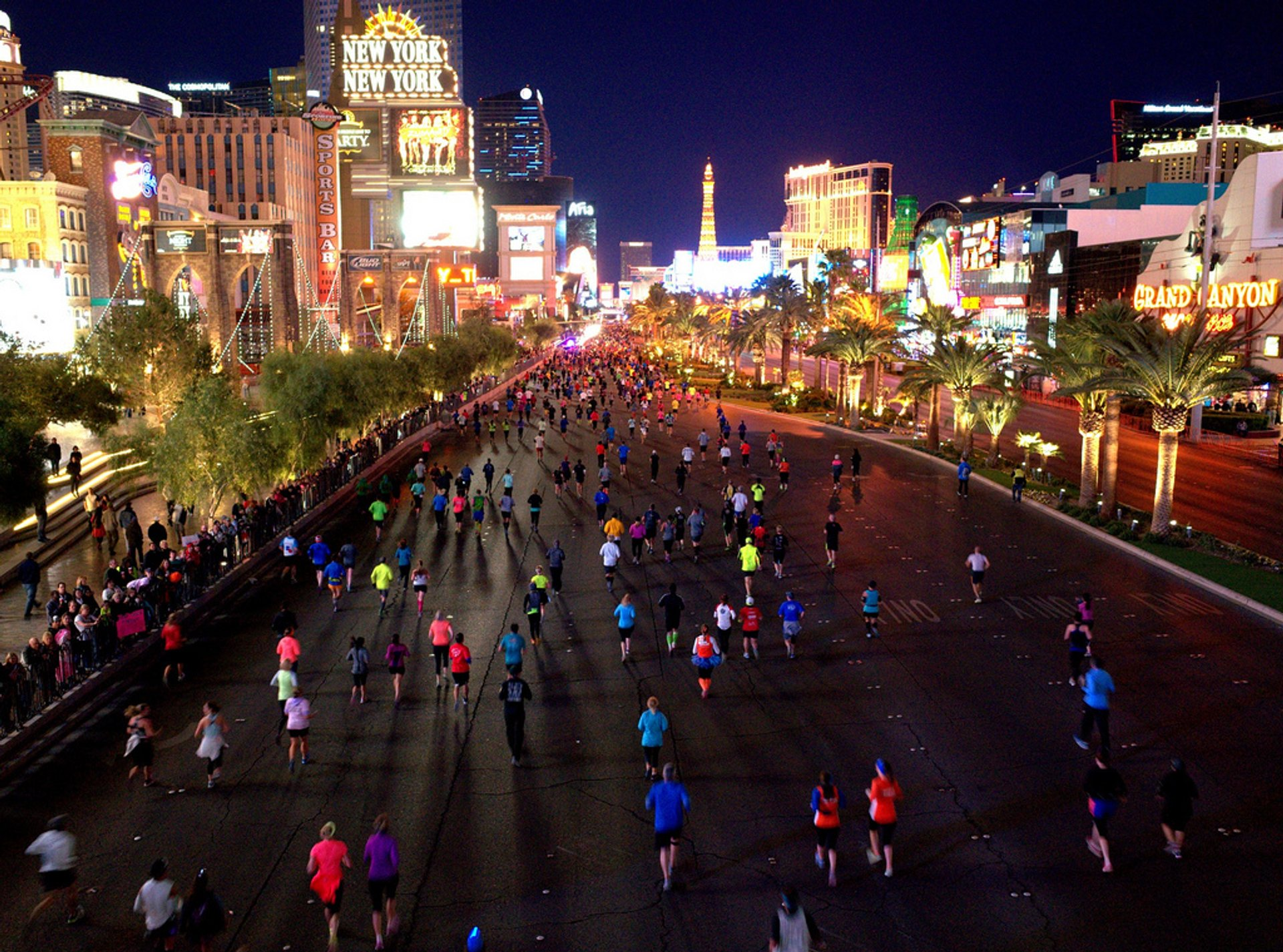 Rock 'n' Roll Las Vegas Marathon in Las Vegas 2020 - Best Time