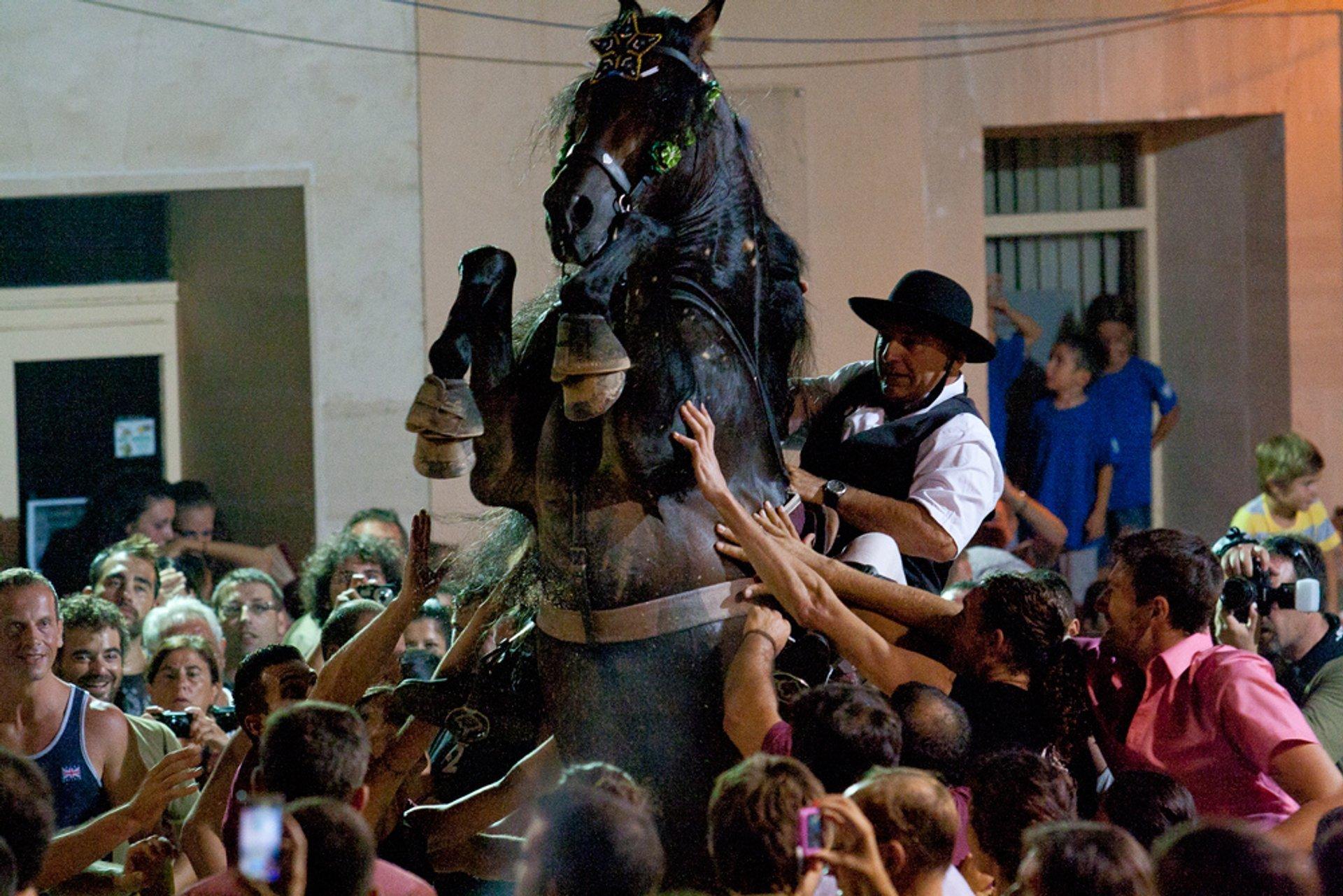 La Festa de's Cavall in Mallorca - Best Season 2020