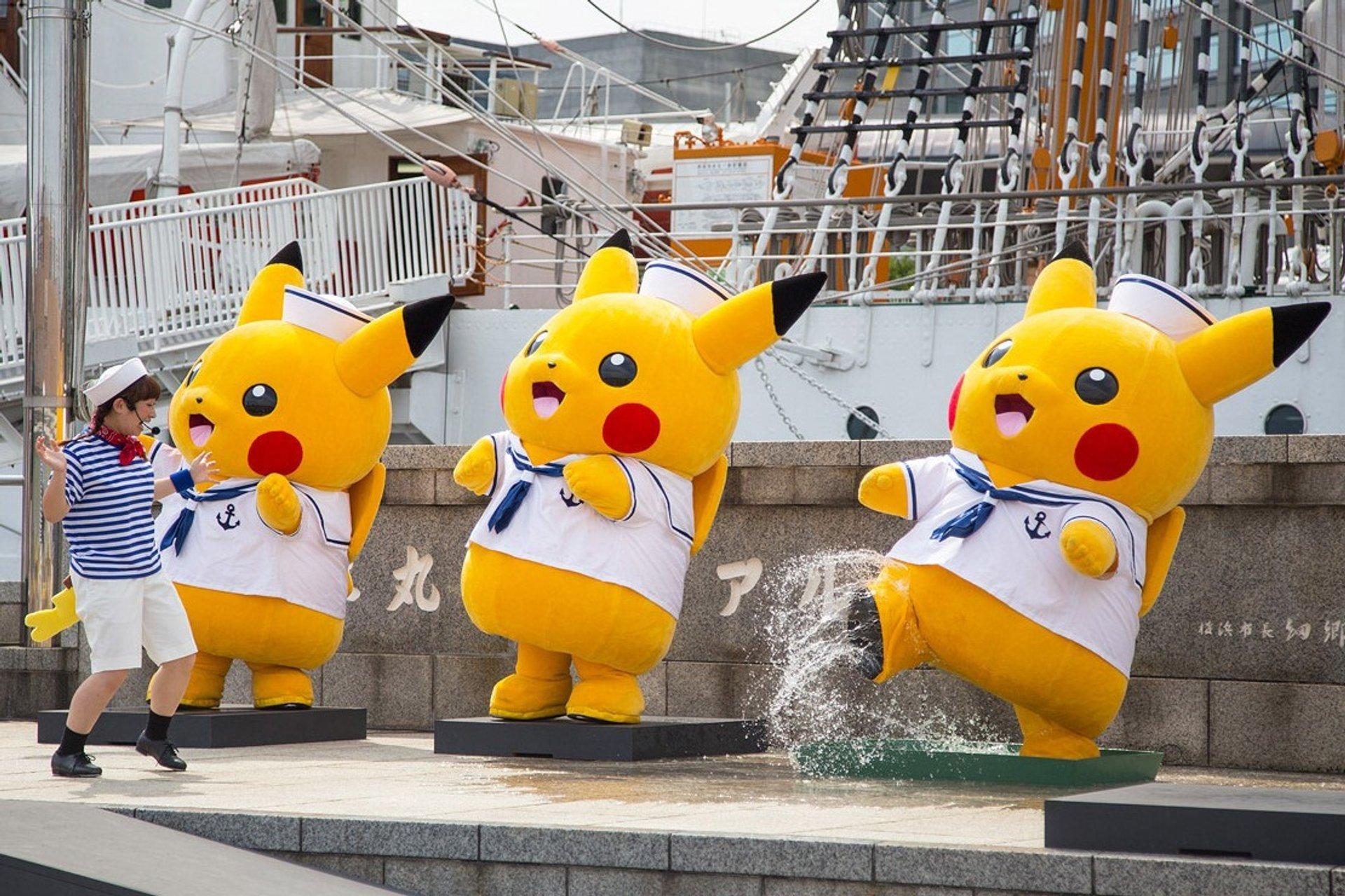 Pikachu Tairyou Hassei-Chu in Japan - Best Season 2019