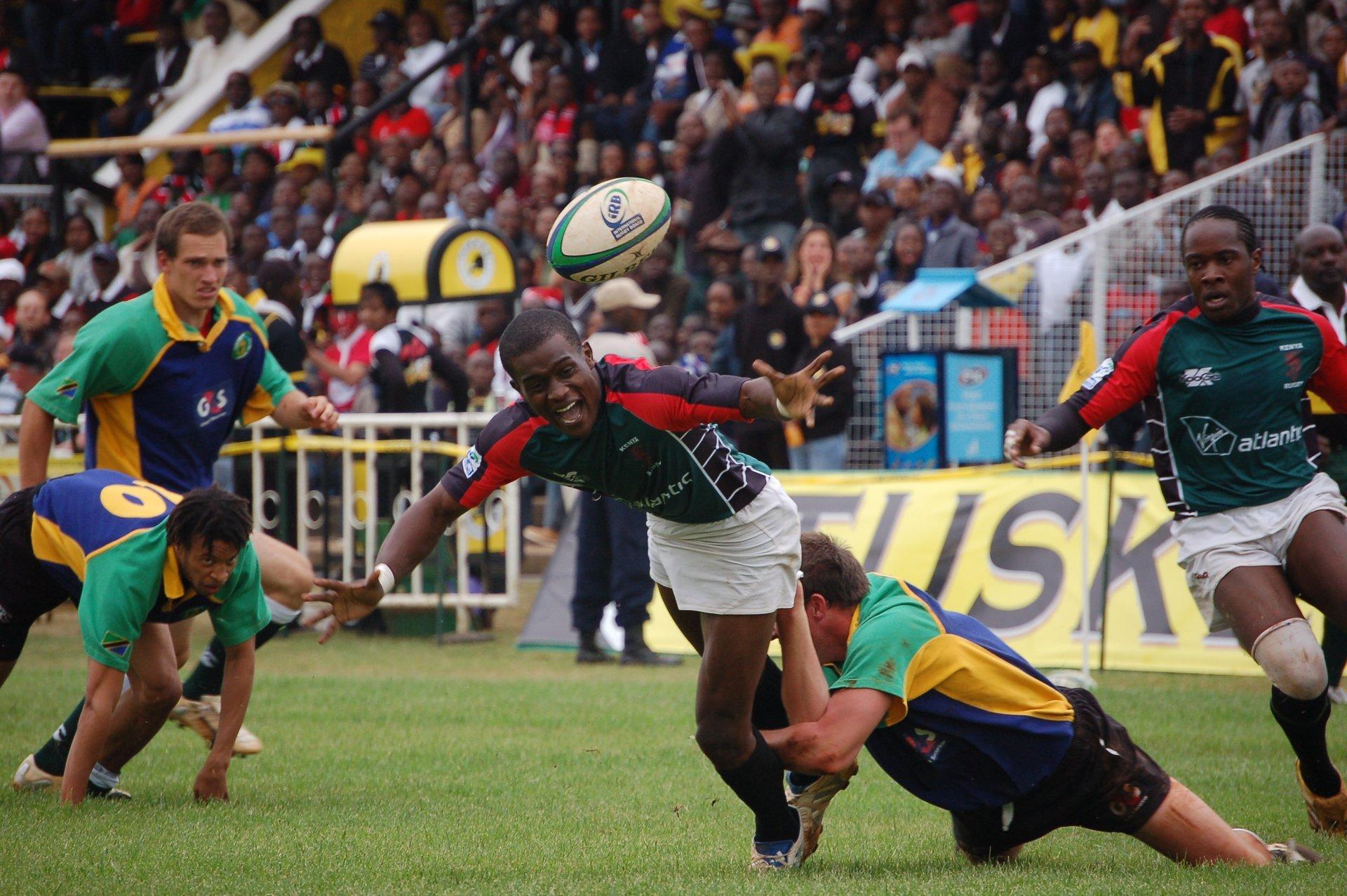 The Kenya Safari Sevens: Rugby in Kenya - Best Season 2019
