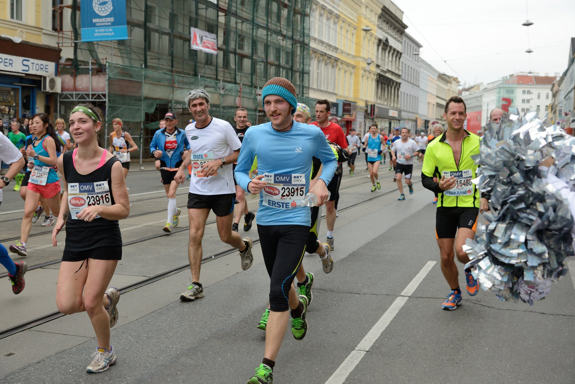 Vienna City Marathon in Vienna - Best Season 2019