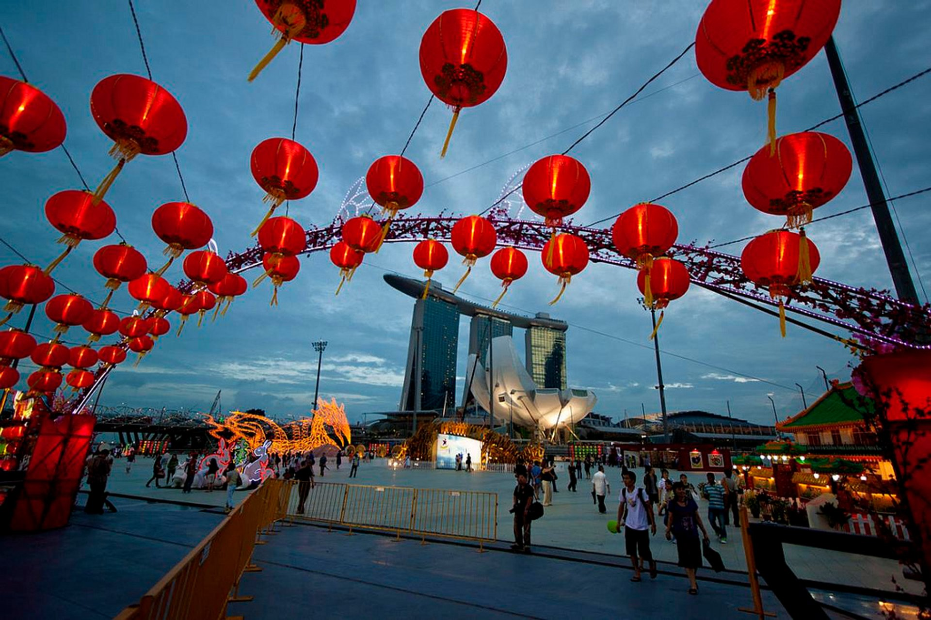 Lunar New Year in Singapore 2020 - Best Time