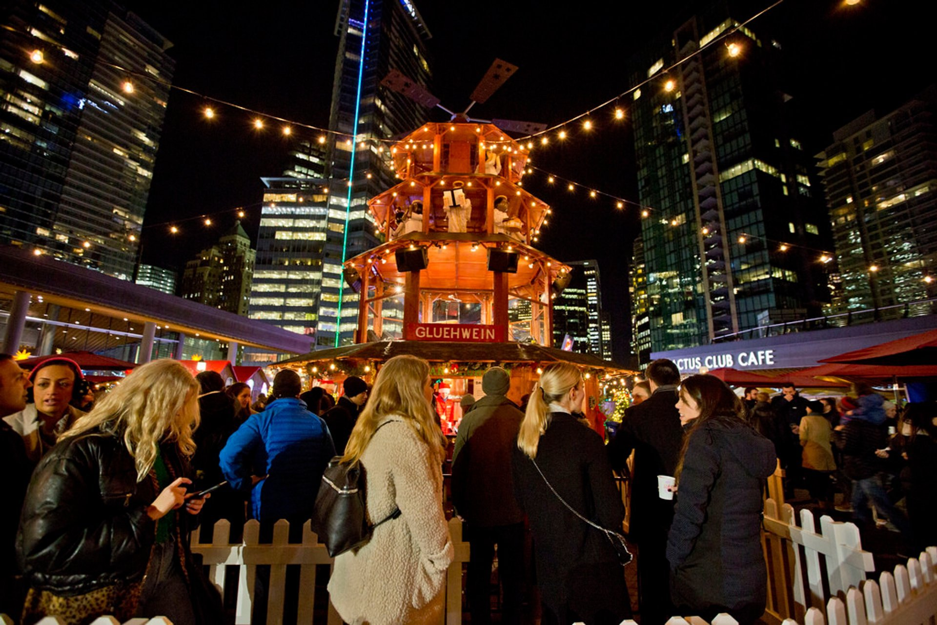 Vancouver Christmas Market in Vancouver 2020 - Best Time