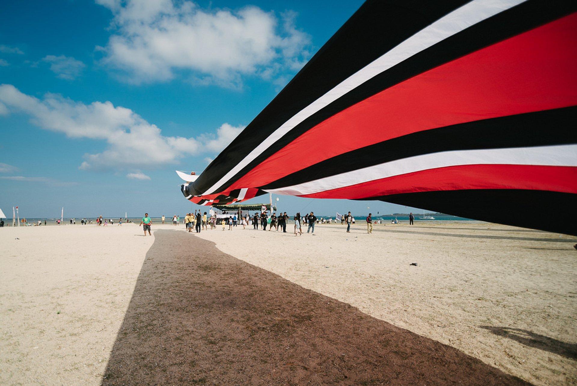 Bali Kite Festival in Bali - Best Season 2019