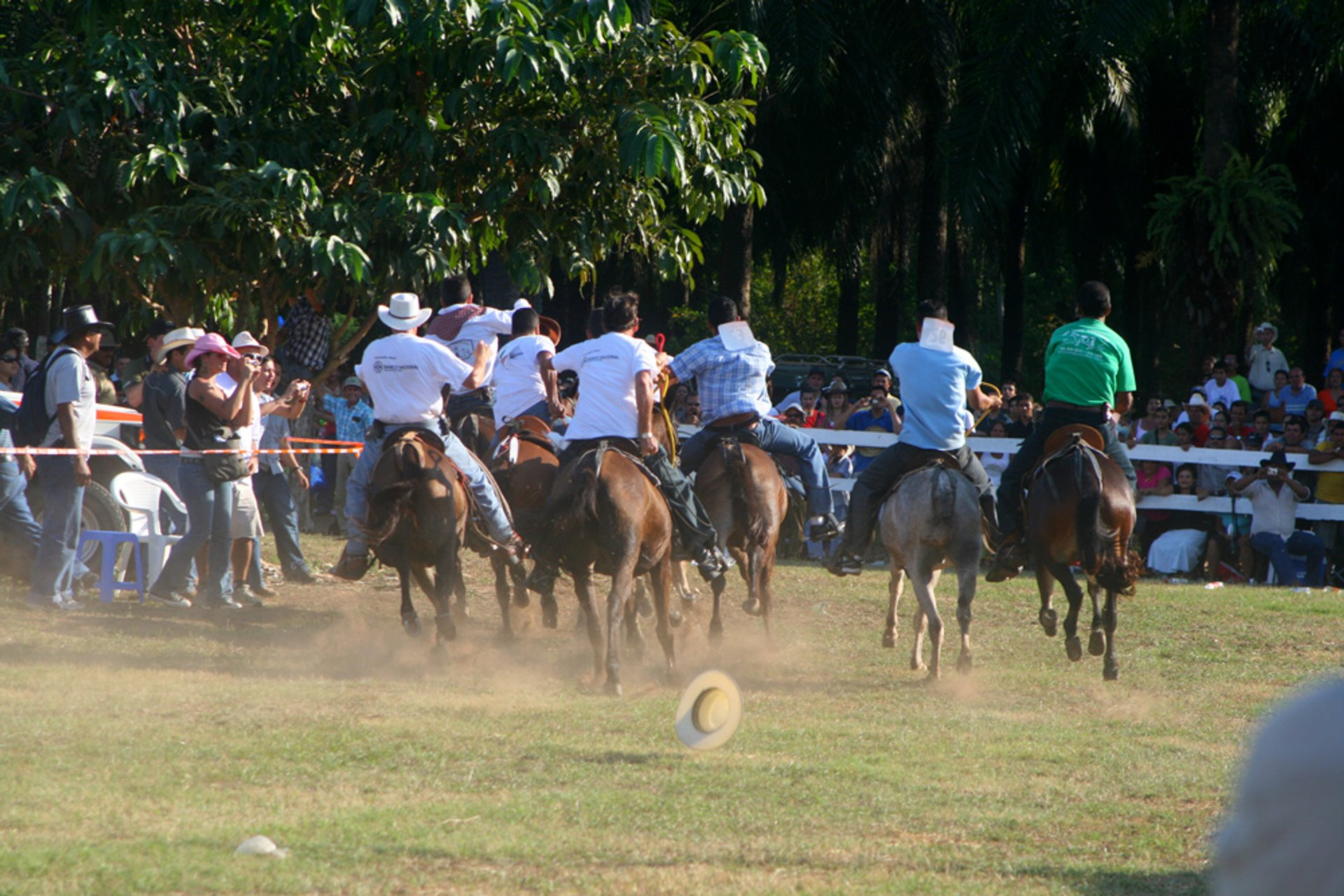 Parrita Mule Festival in Costa Rica 2020 - Best Time