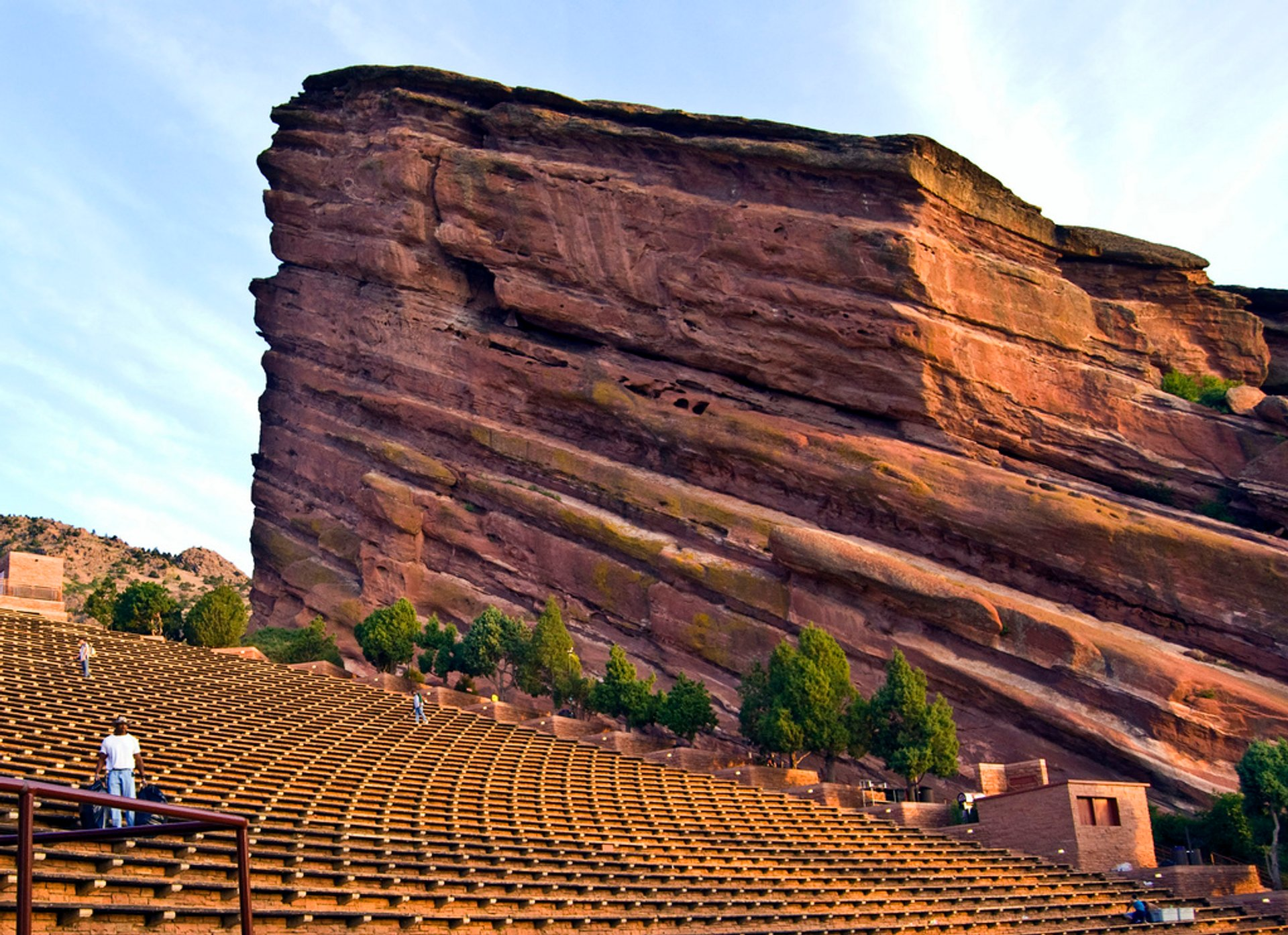 Best time to see Concerts at Red Rocks Amphitheatre in Colorado 2019