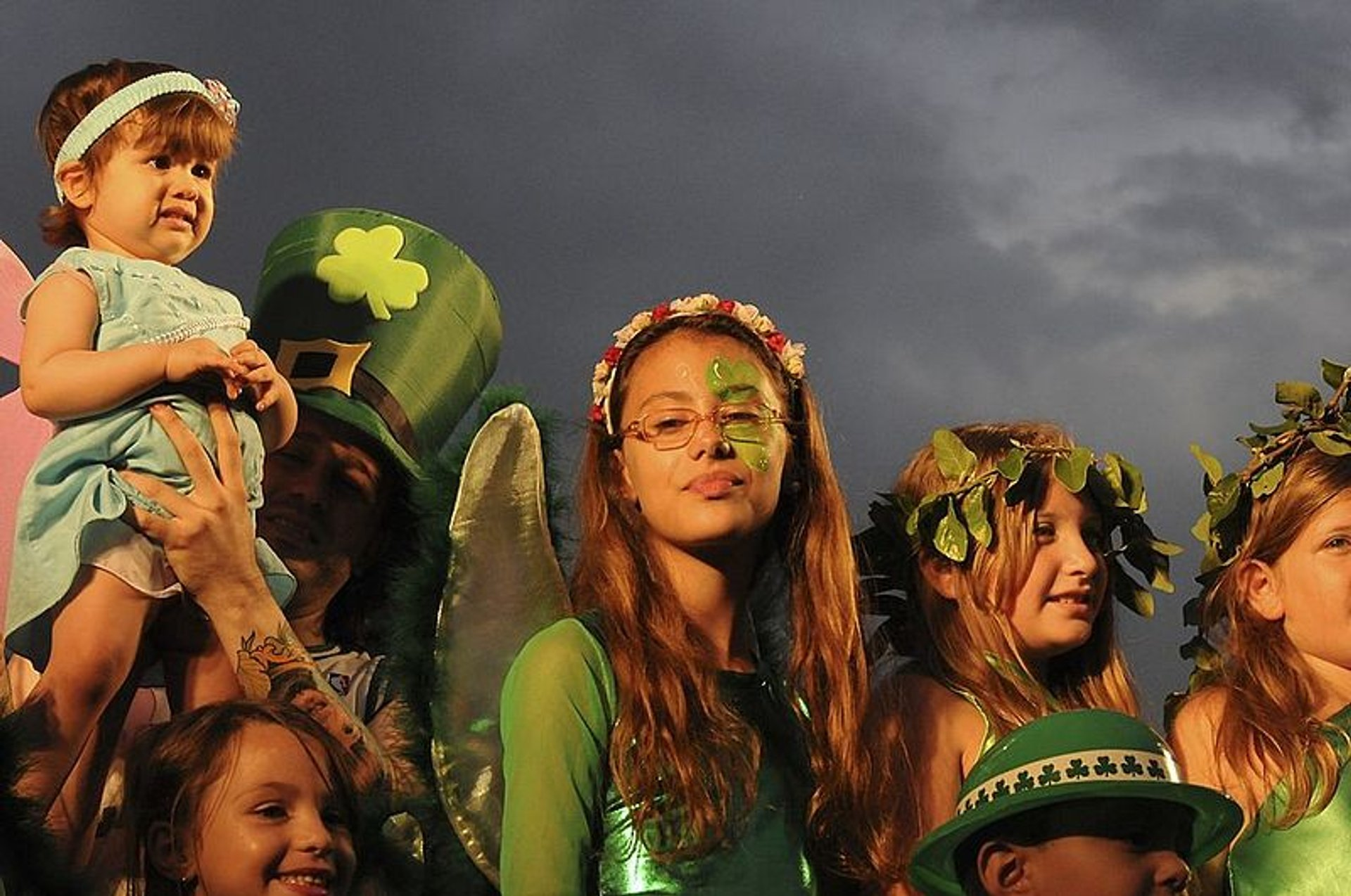 St Patrick's Day Celebrations in Buenos Aires - Best Time