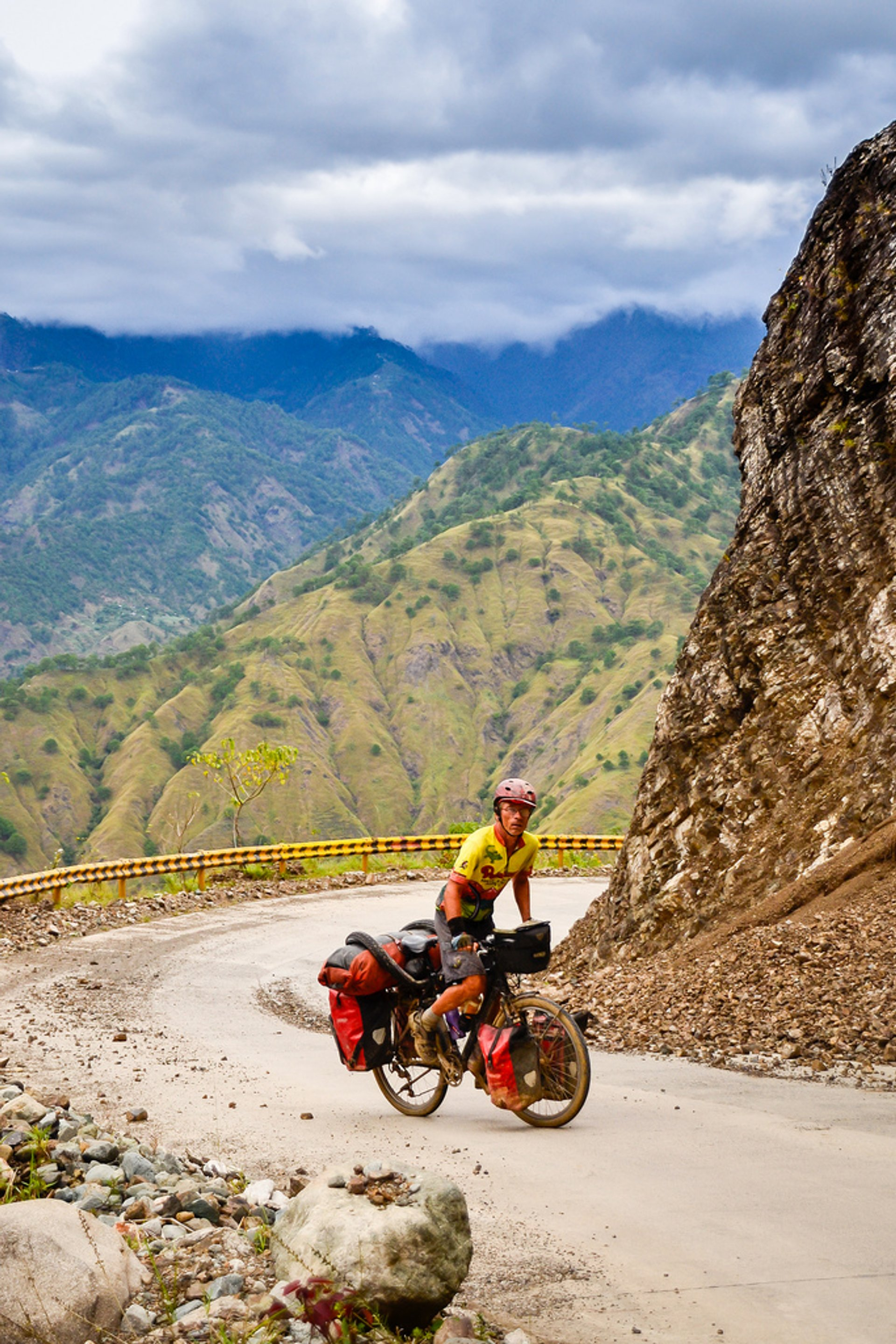 Cycling the Cordillera, Philippines