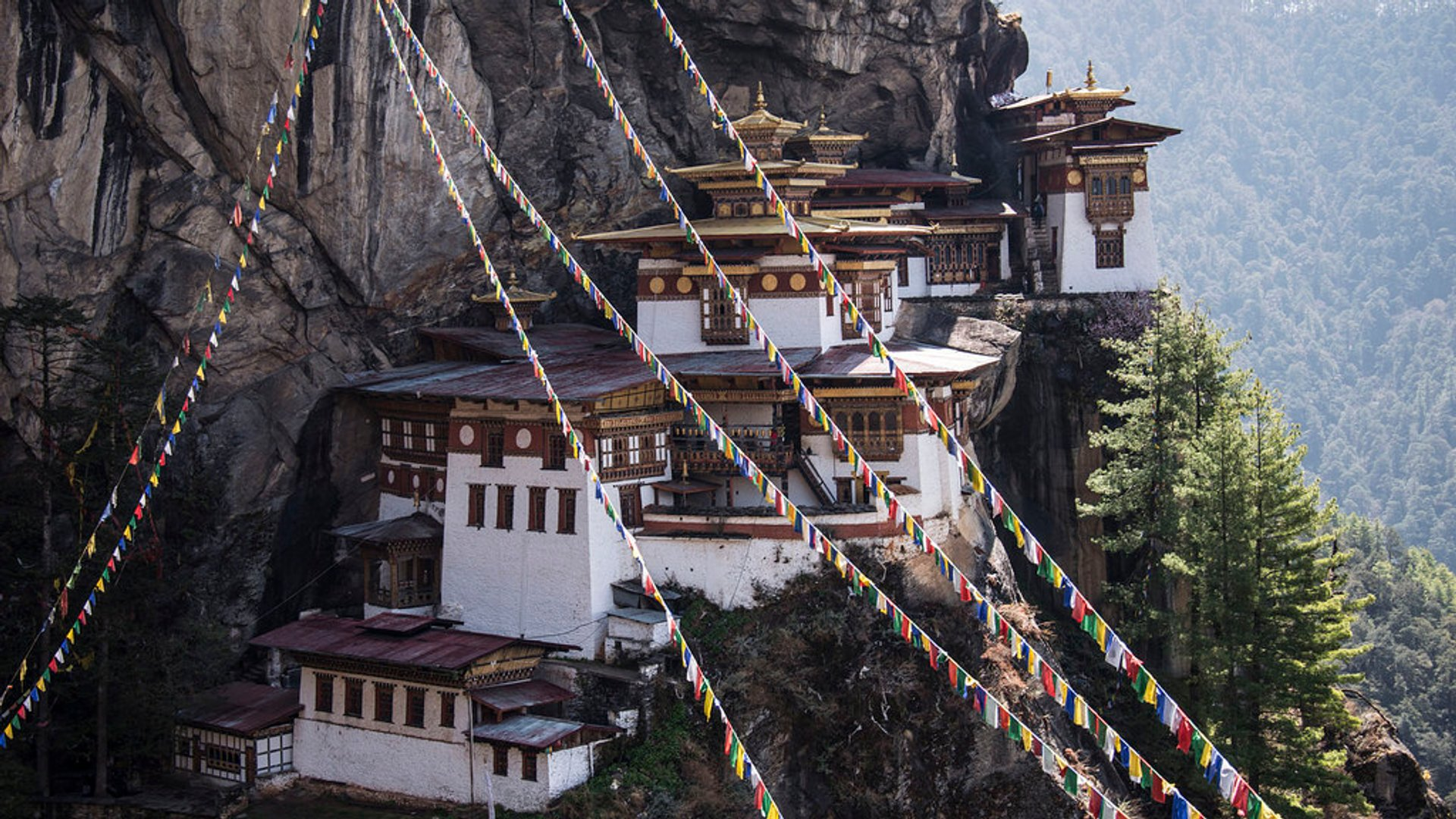 Tiger's Nest (Paro Taktsang) in Bhutan - Best Season 2020