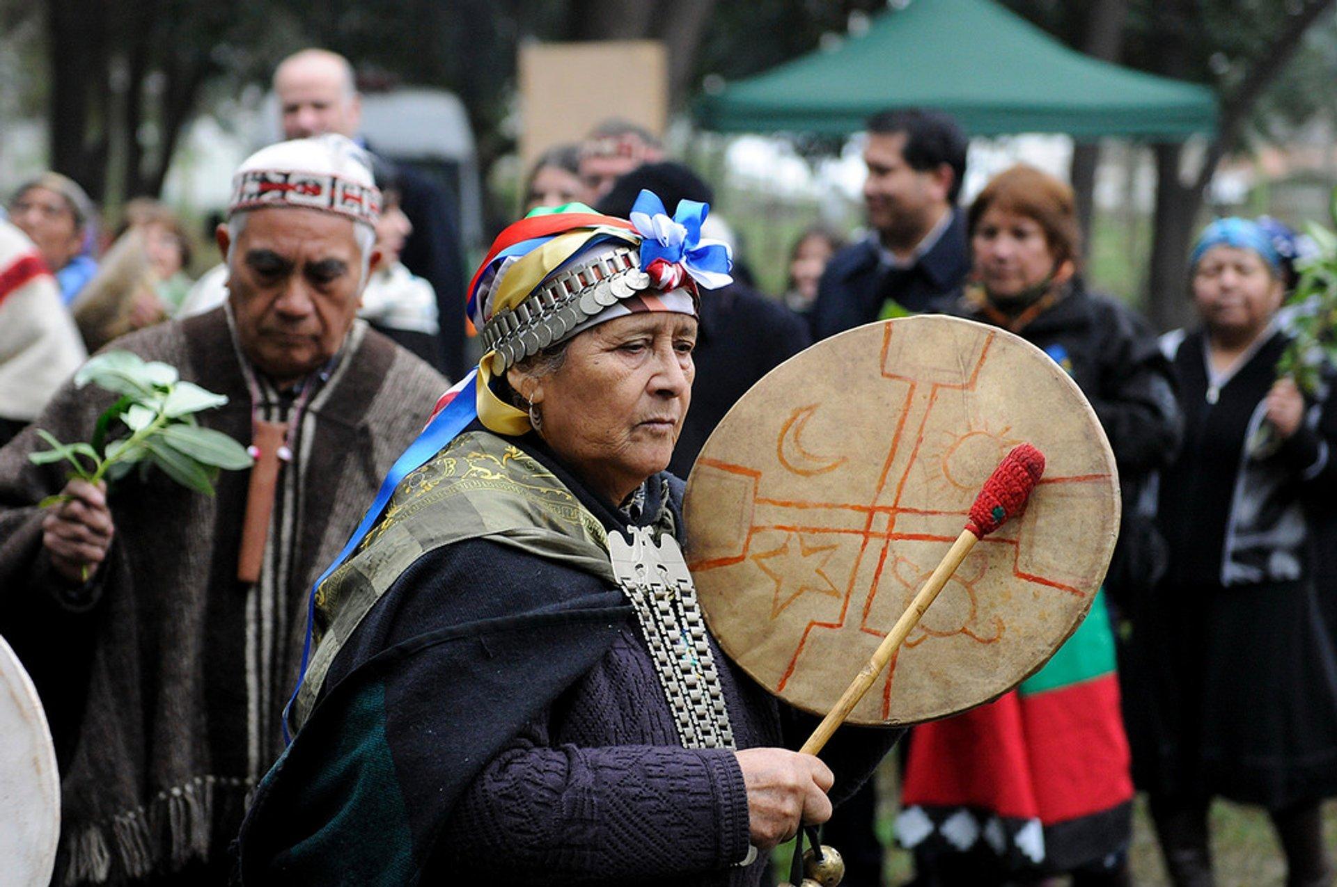 Indigenous New Year or We Tripantu in Chile - Best Season 2020