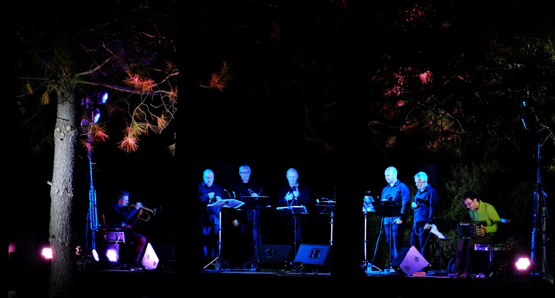 Best time to see Polyphonic Song Festival in Corsica