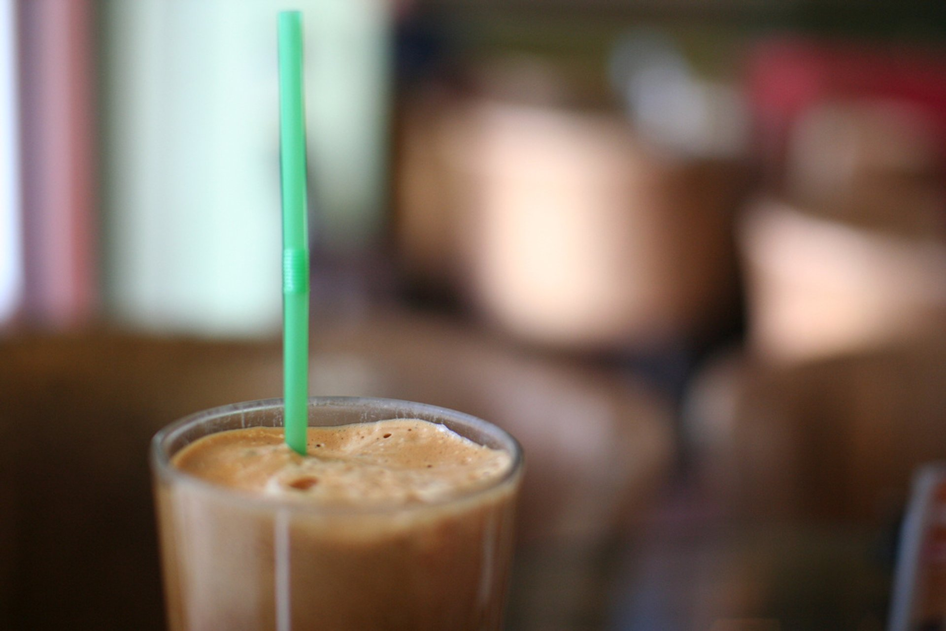 Best time for Summer Coffee (Frappe) in Greece 2019