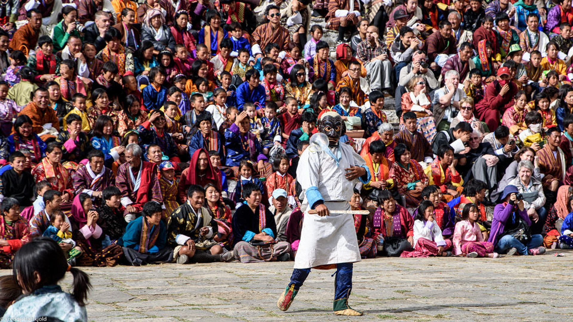 Paro Tshechu in Bhutan 2019 - Best Time