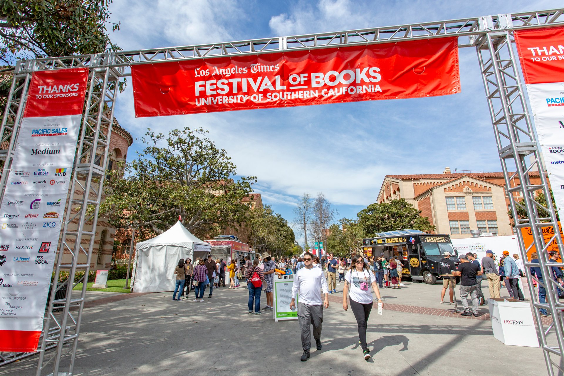 Los Angeles Times Festival of Books in Los Angeles - Best Time