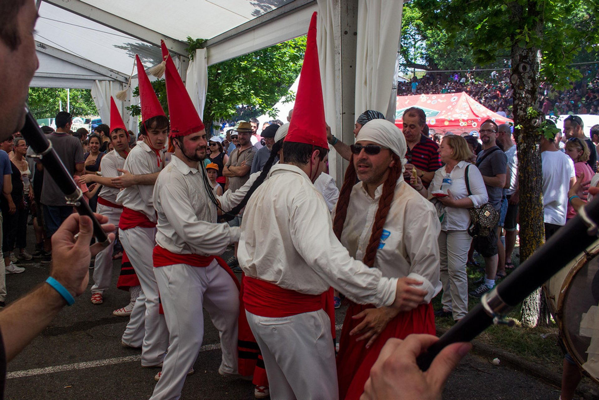 Best time to see Herri Urrats Festival in France 2020