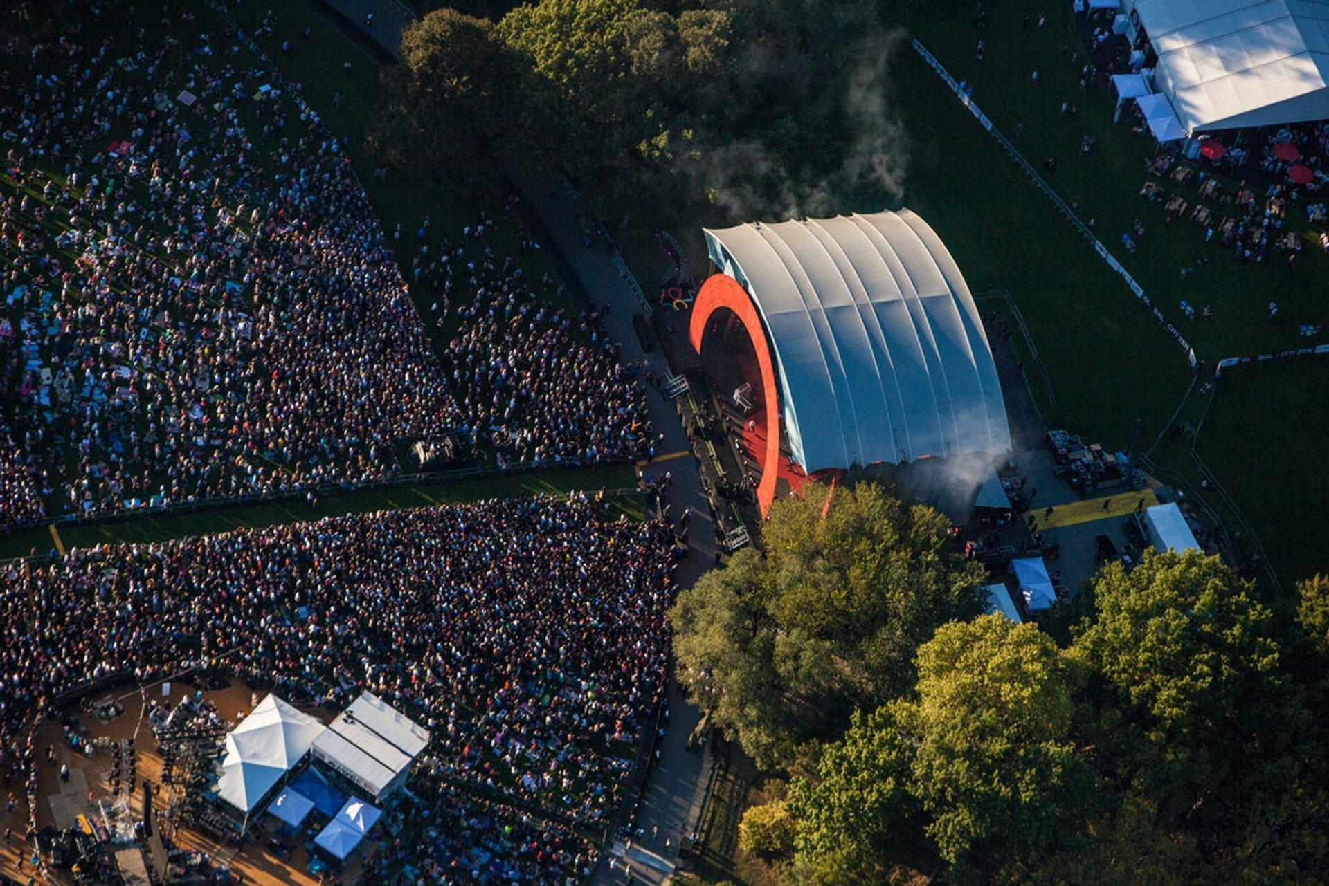 Global Citizen Festival New York in New York - Best Season 2020