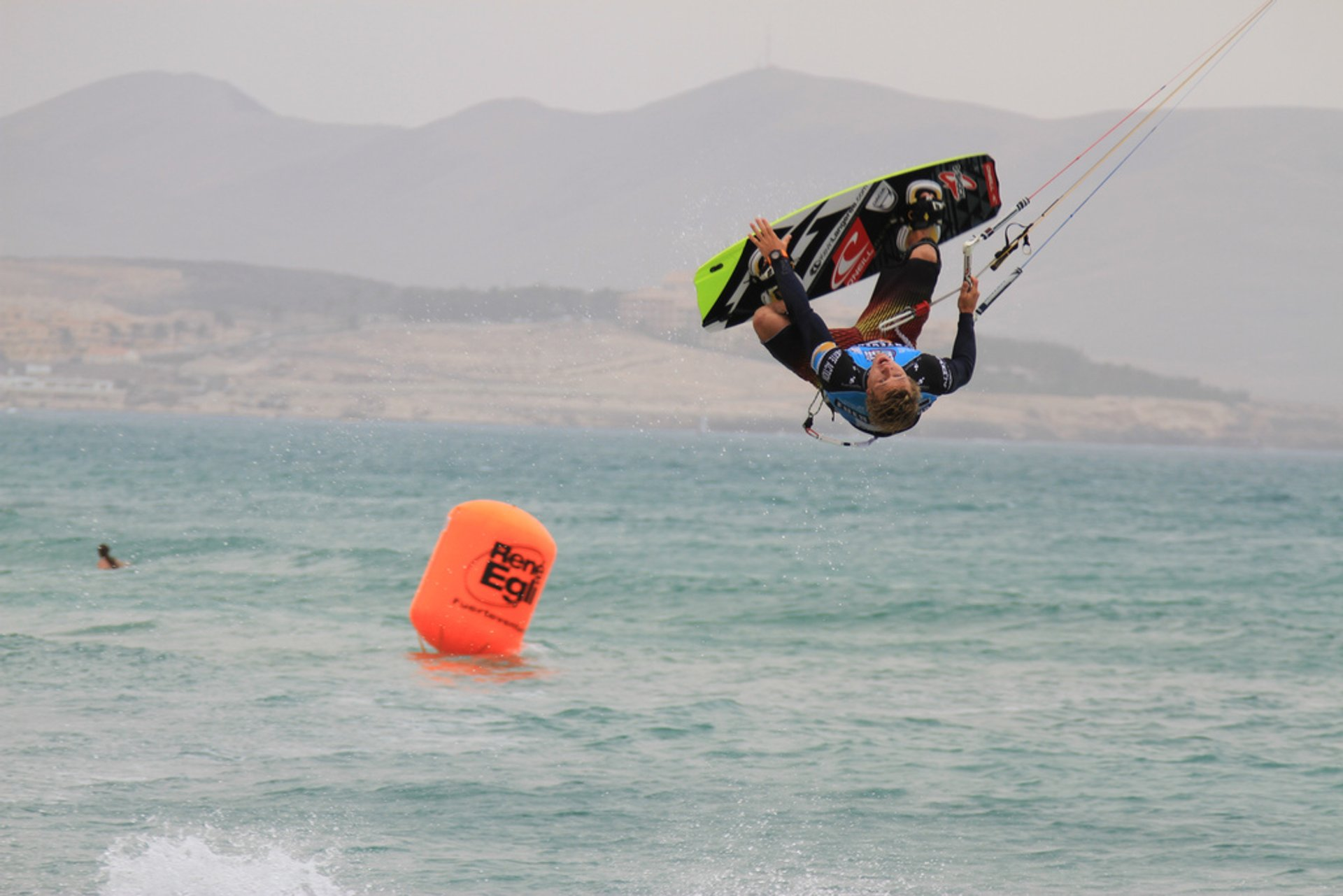 Fuerteventura Windsurfing & Kitesurfing World Cup in Canary Islands 2019 - Best Time