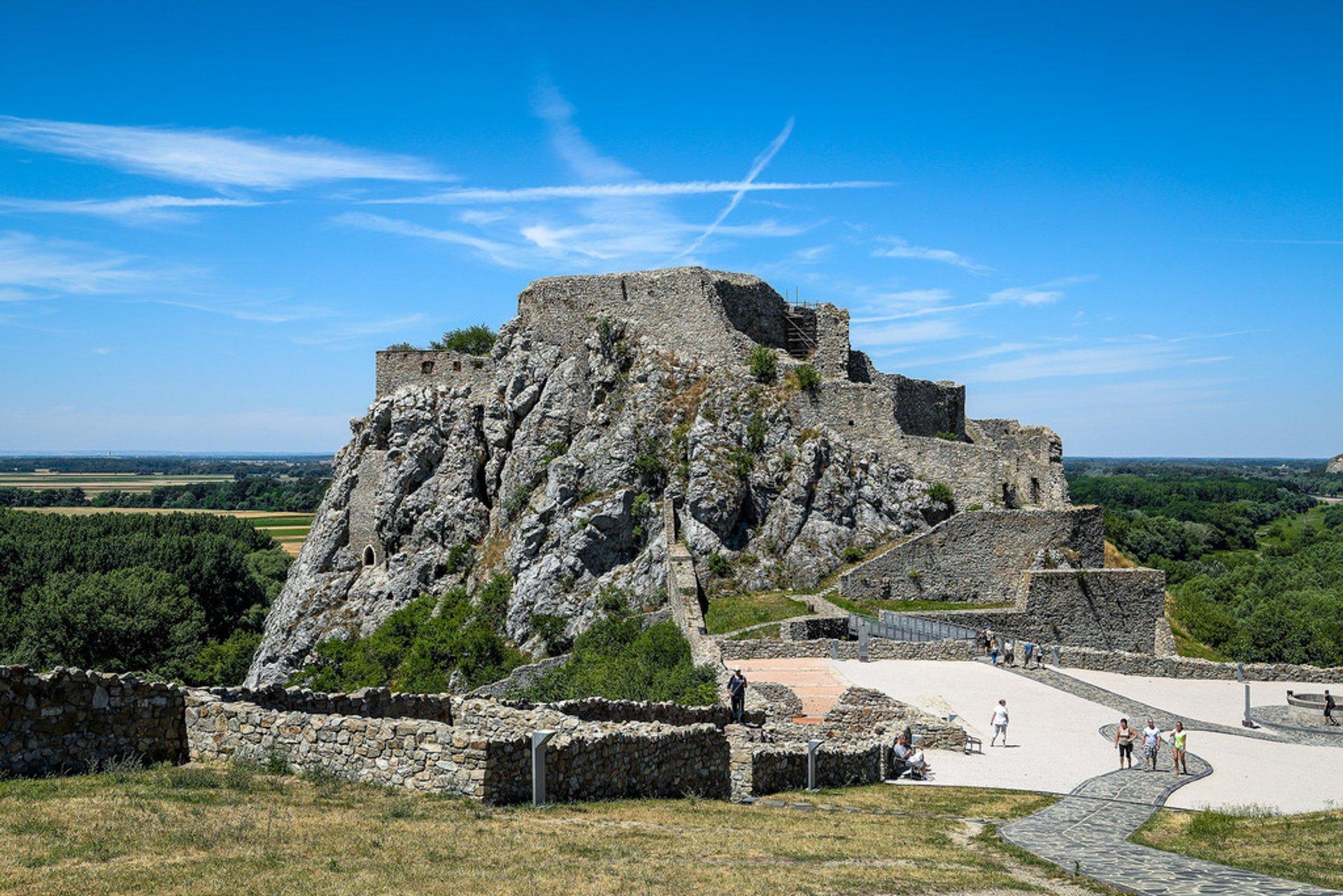 Devín Castle (Dévényi vár)  2020