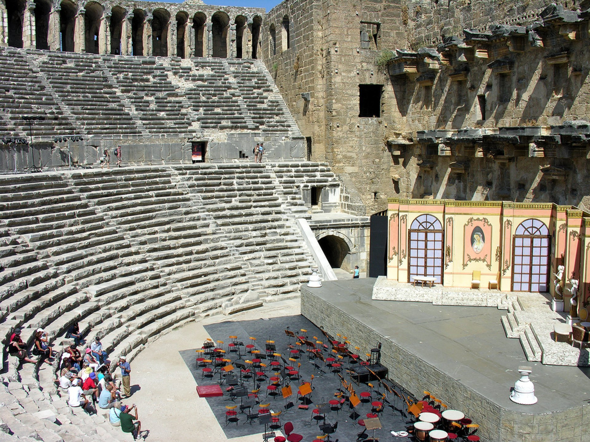 Aspendos Opera and Ballet Festival in Turkey 2019 - Best Time