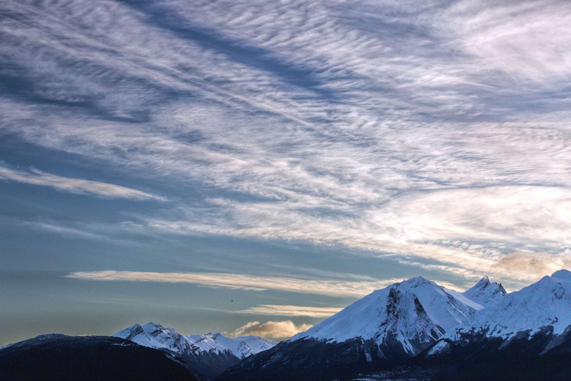 Tierra del Fuego in Argentina - Best Season 2020
