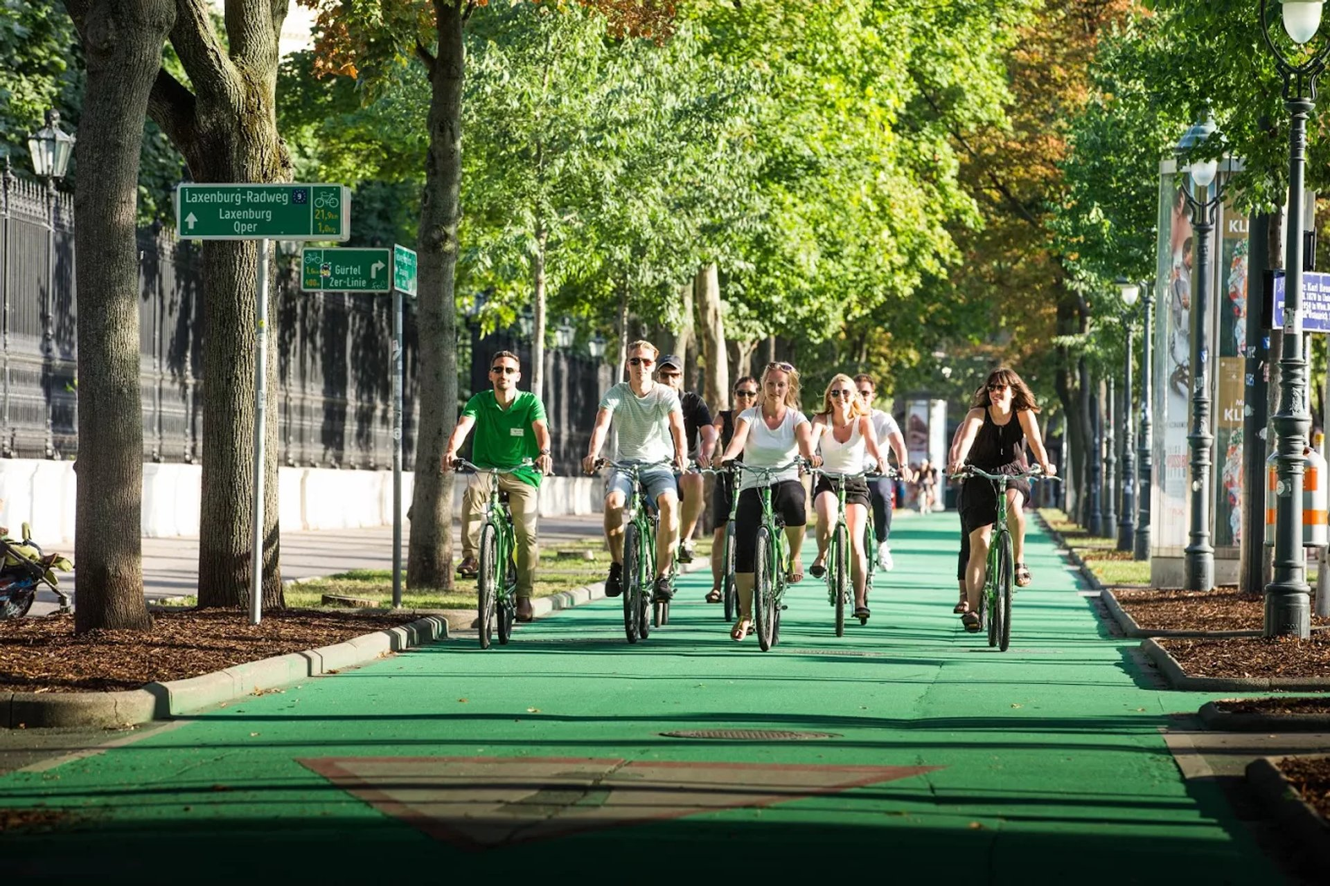 Vienna Bike Tours in Vienna - Best Season 2020