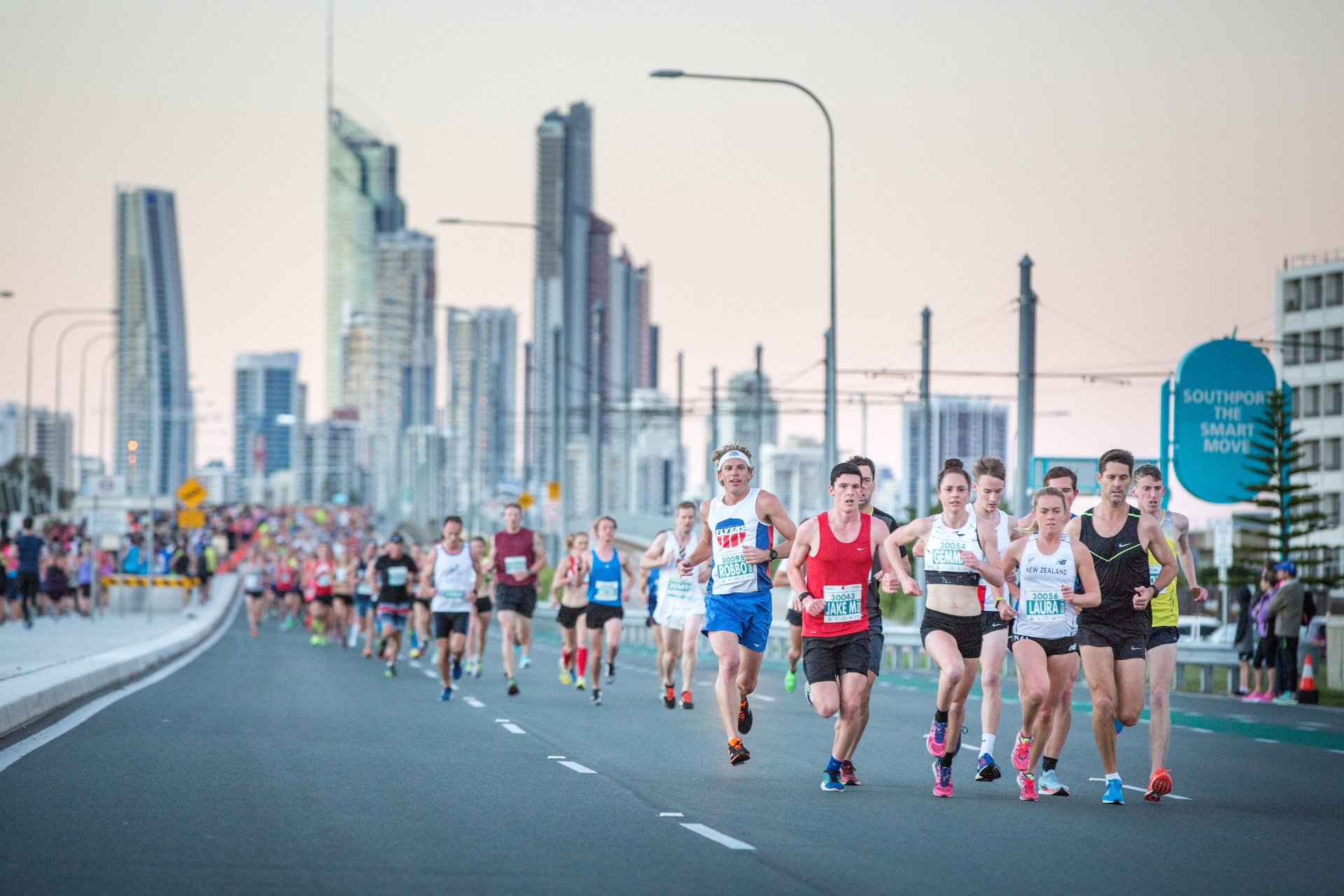 Gold Coast Marathon in Australia 2020 - Best Time