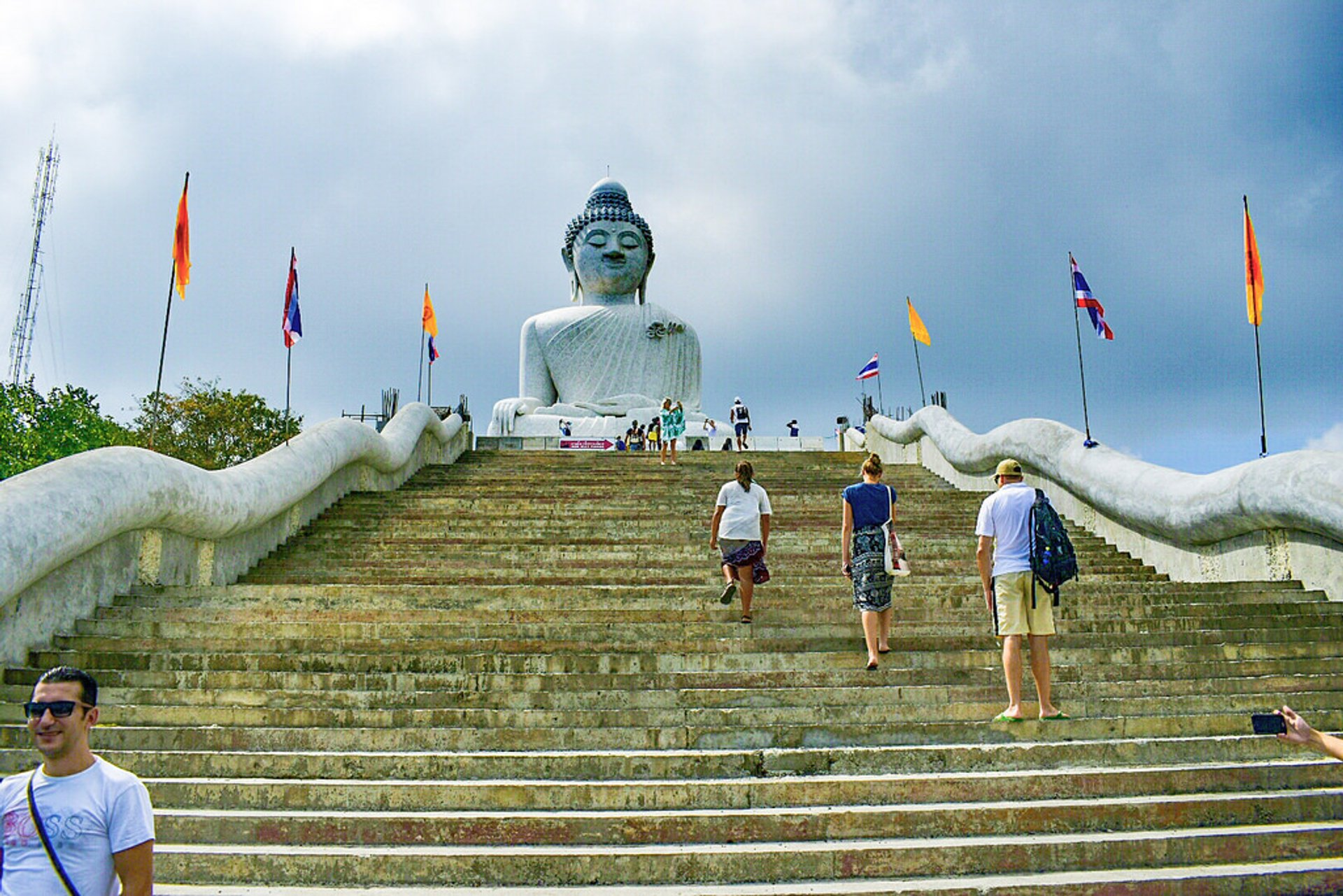 Best time to see Big Buddha in Phuket 2020