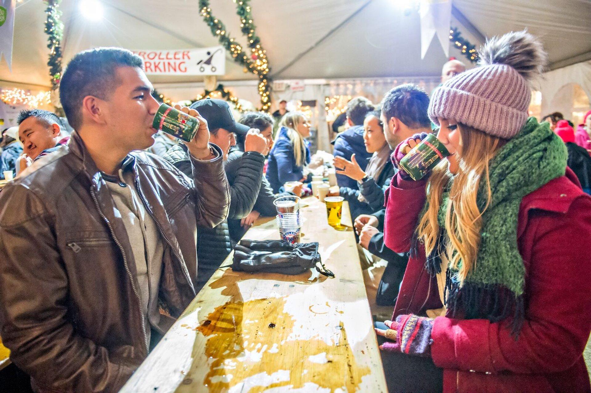 Best time for Denver Christkindl Market in Denver 2020