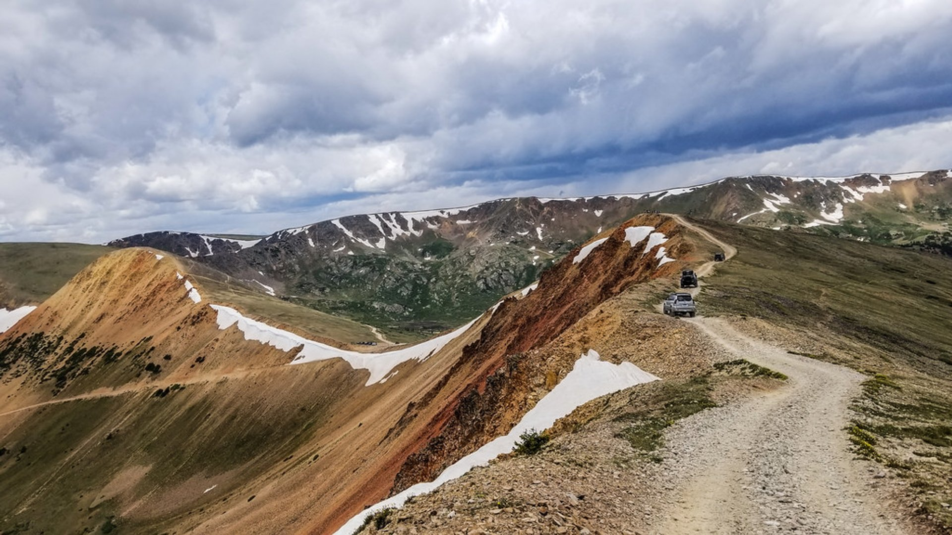 Best time for Red Cone Pass in Colorado 2019