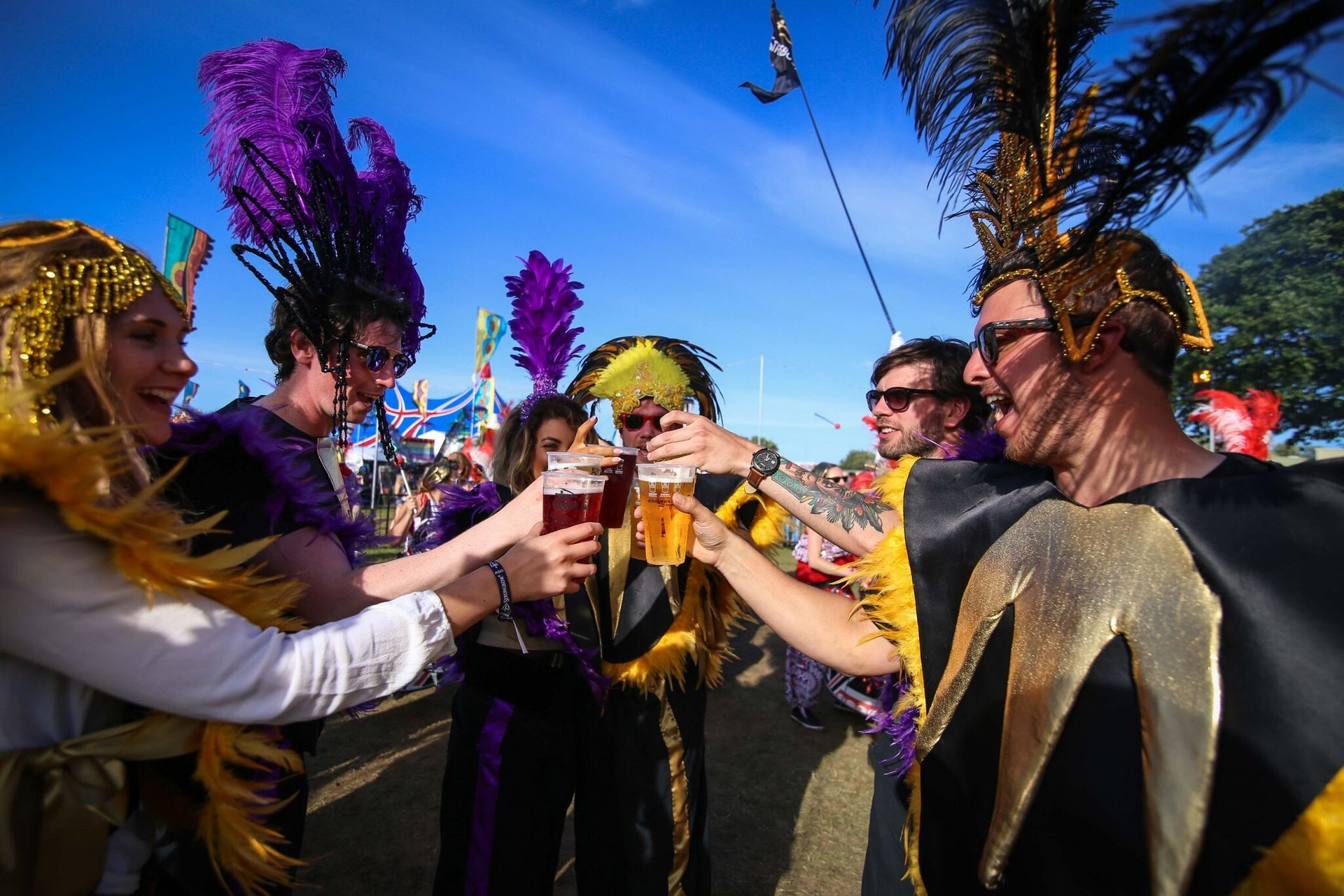 Best time for Isle of Wight Festival in England 2020