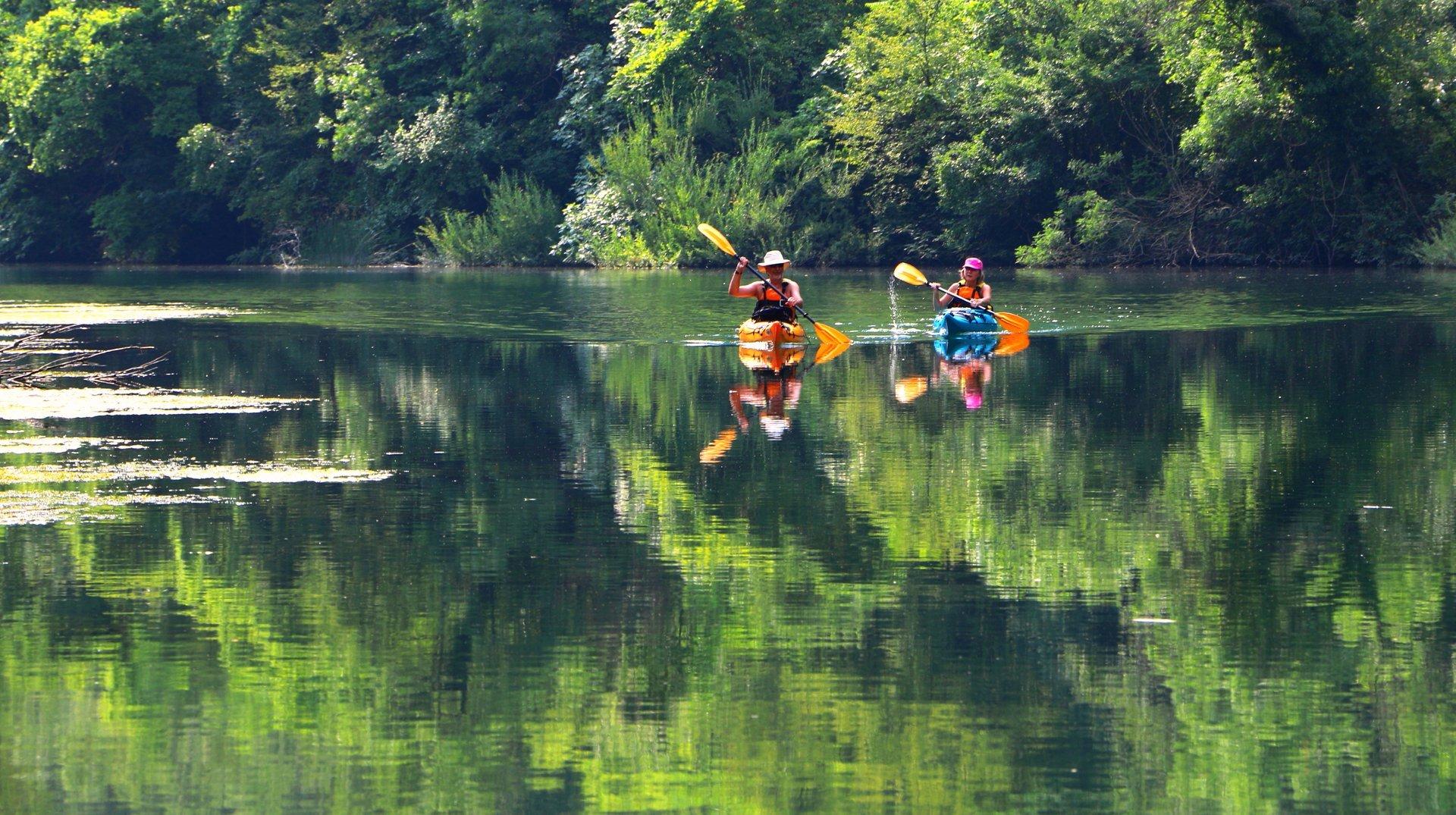 Kayaking in Croatia - Best Season 2020