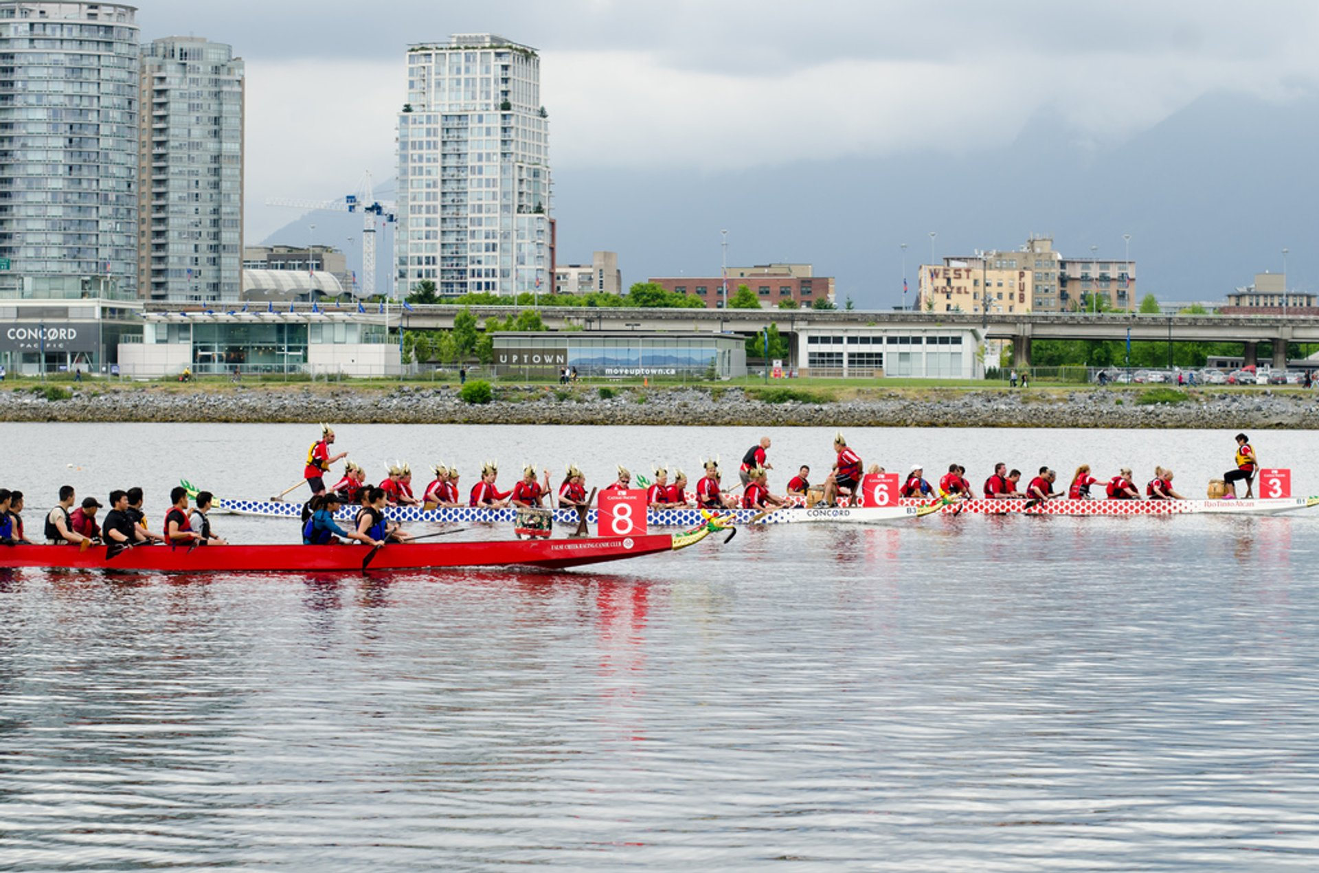 Dragon Boat Festival in Vancouver - Best Season 2020