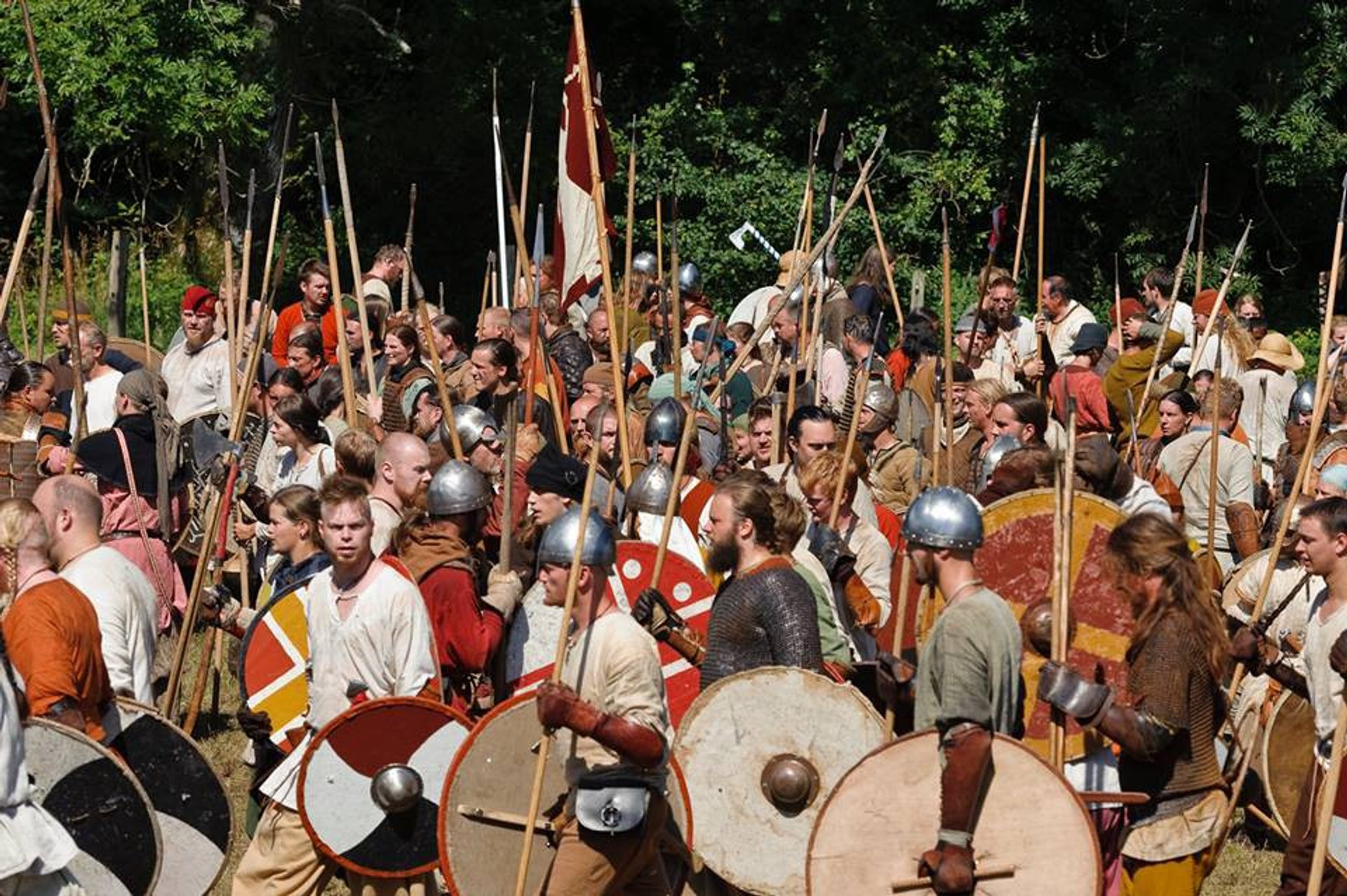 Moesgård Viking Moot in Denmark 2019 - Best Time