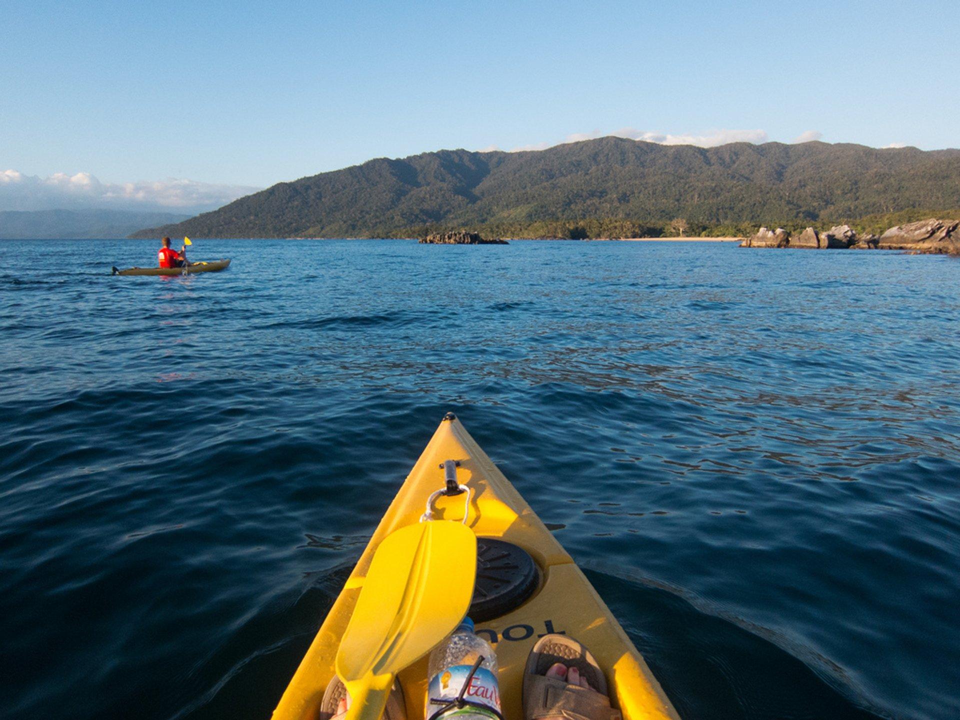 Sea Kayaking in Madagascar 2019 - Best Time
