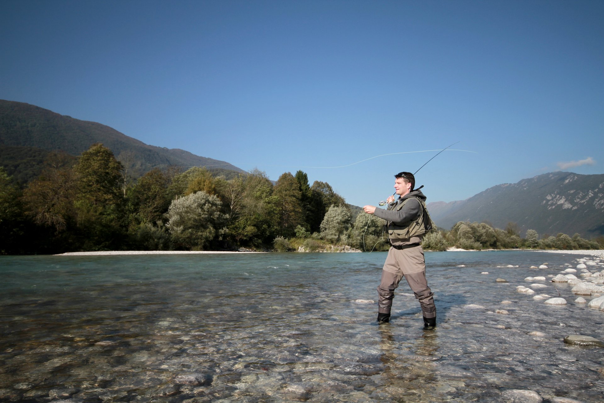 Angling in Slovenia 2019 - Best Time