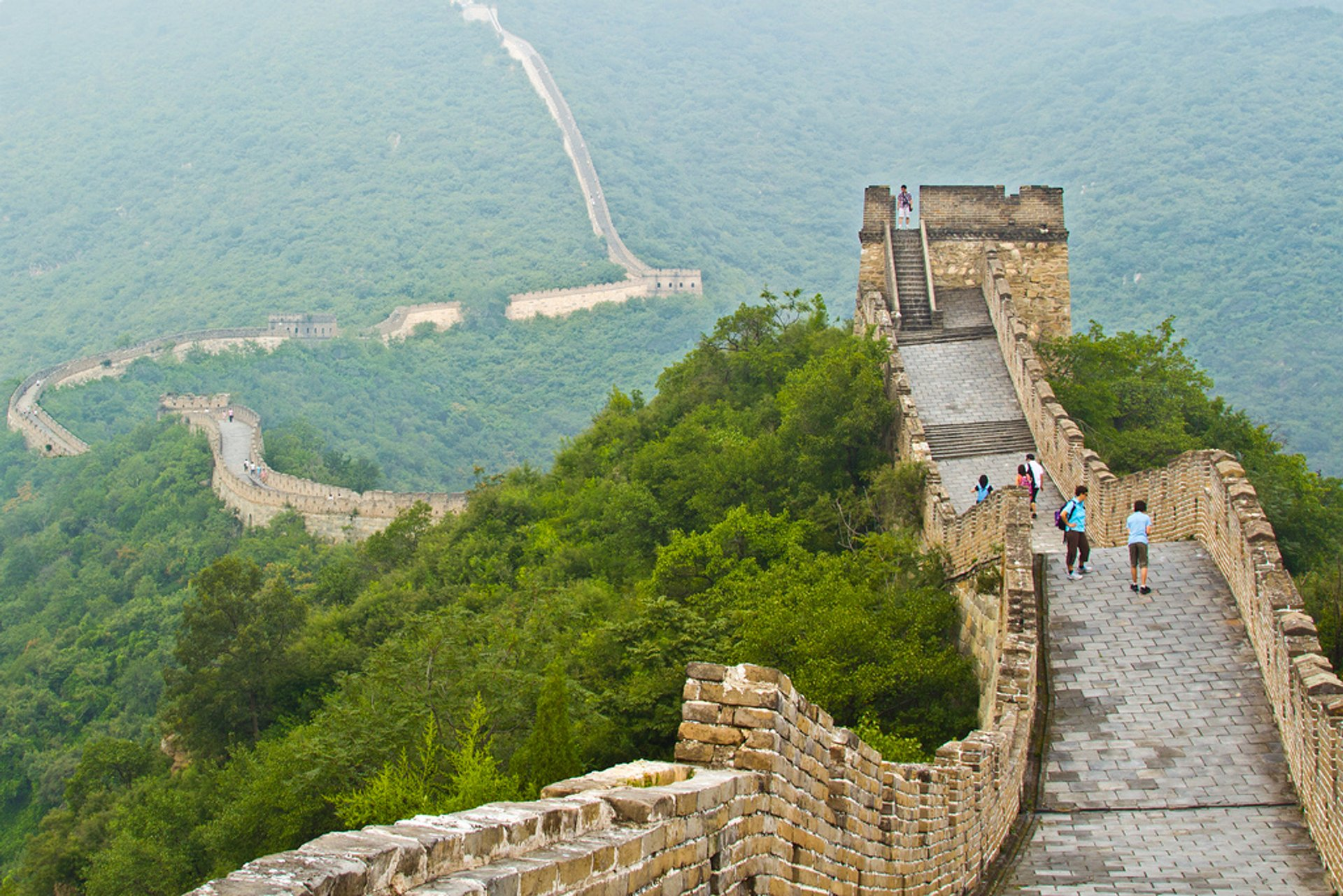 Great Wall of China in China 2020 - Best Time