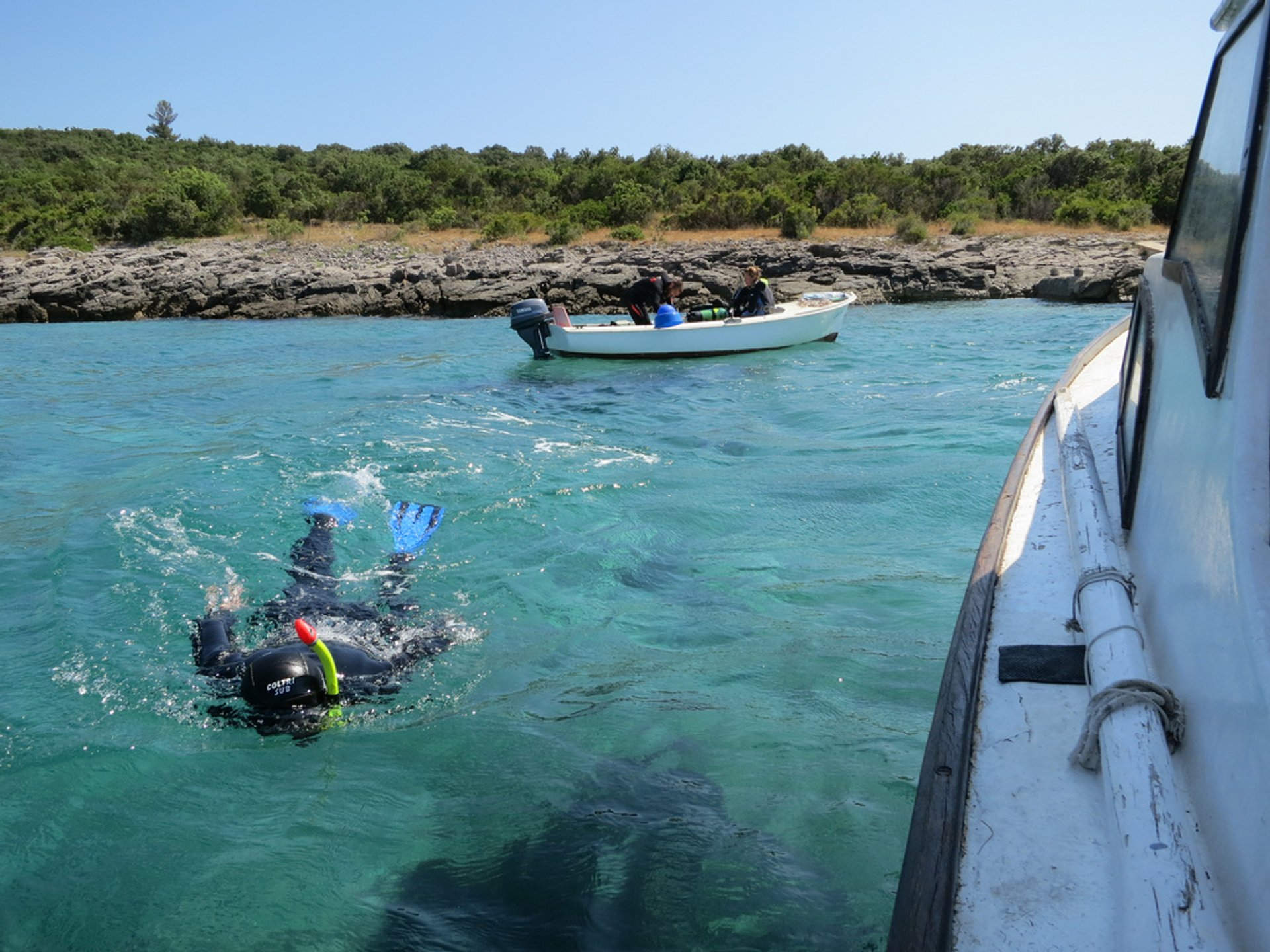 Snorkeling in Montenegro - Best Time