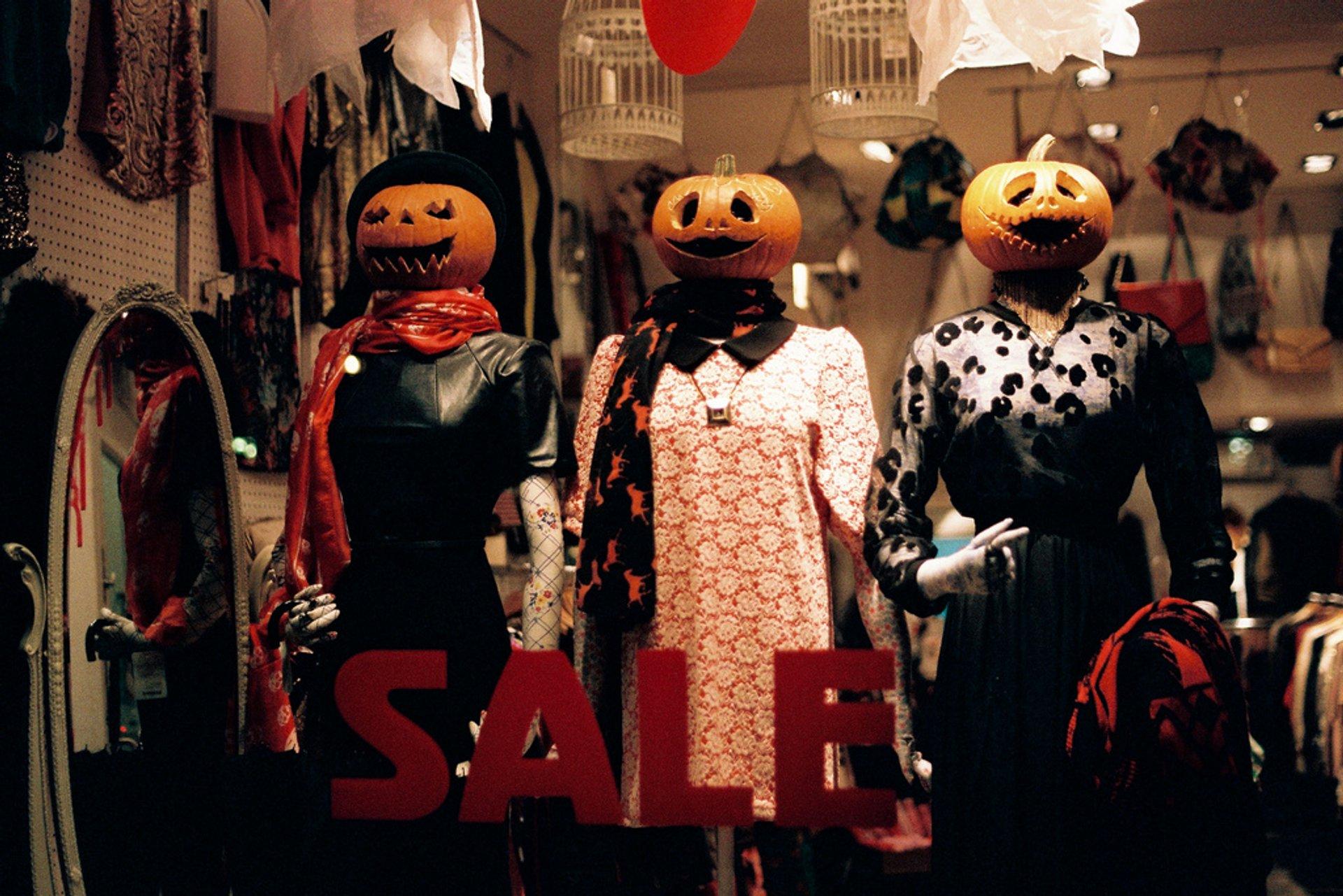 Halloween in London - Best Season 2020