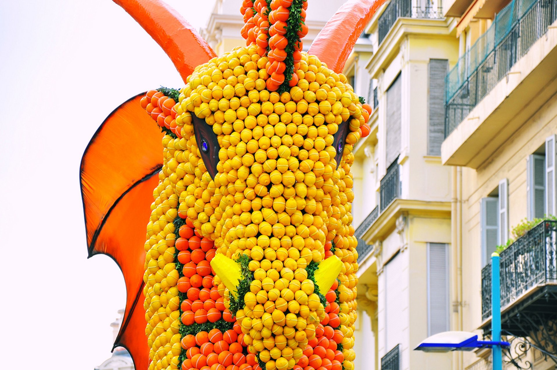 Fête du Citron (Menton Lemon Festival) in Provence & French Riviera - Best Season 2020
