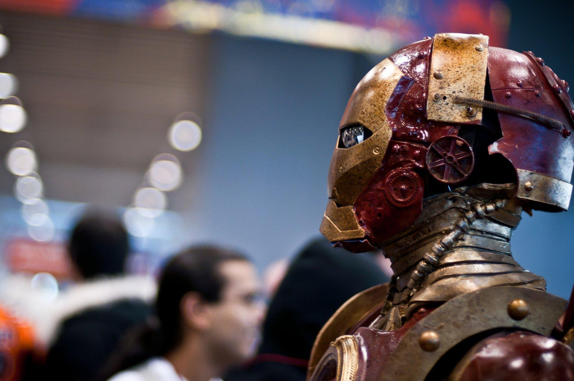 New York Comic Con in New York - Best Season 2020