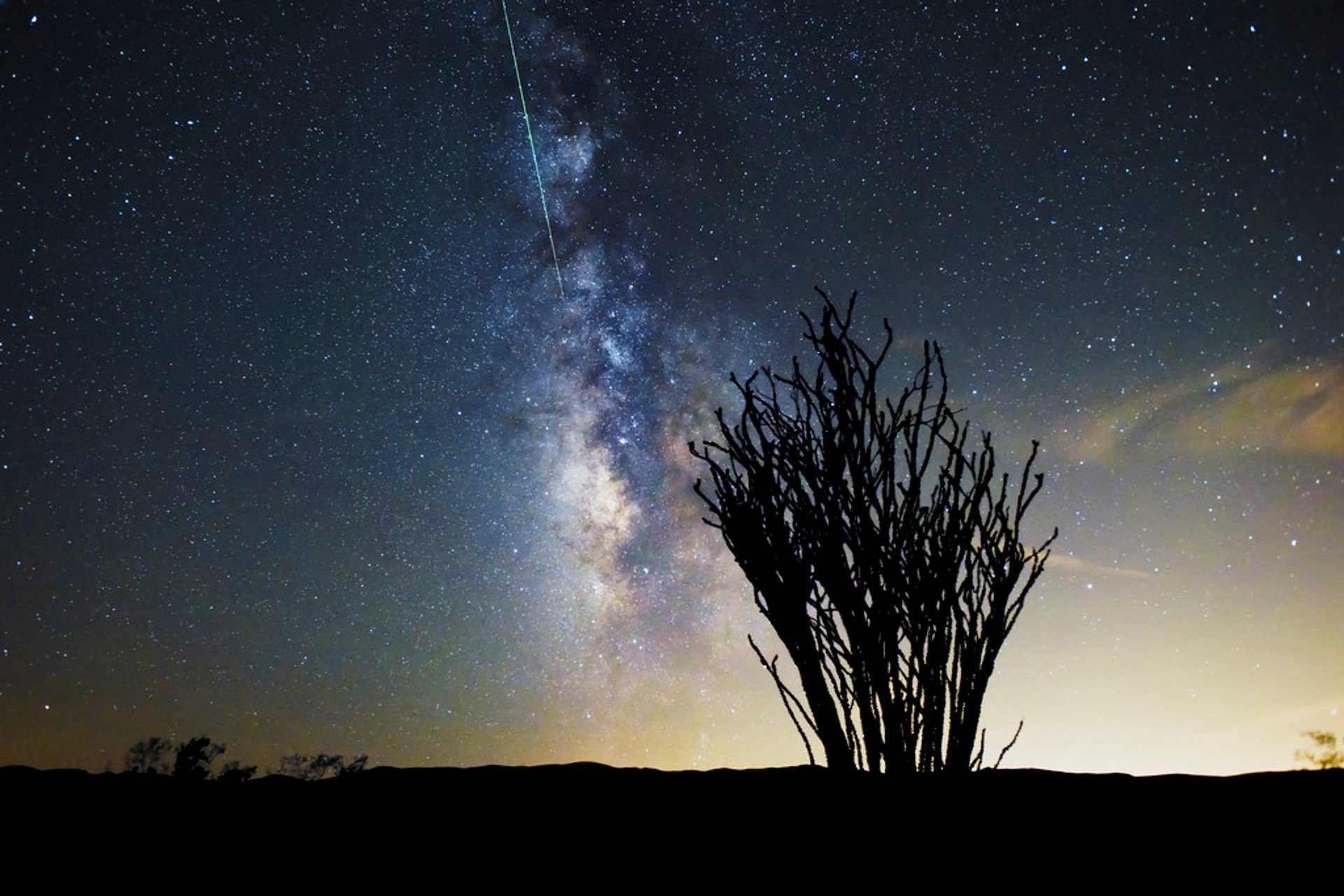 Perseid Meteor Shower in California 2020 - Best Time