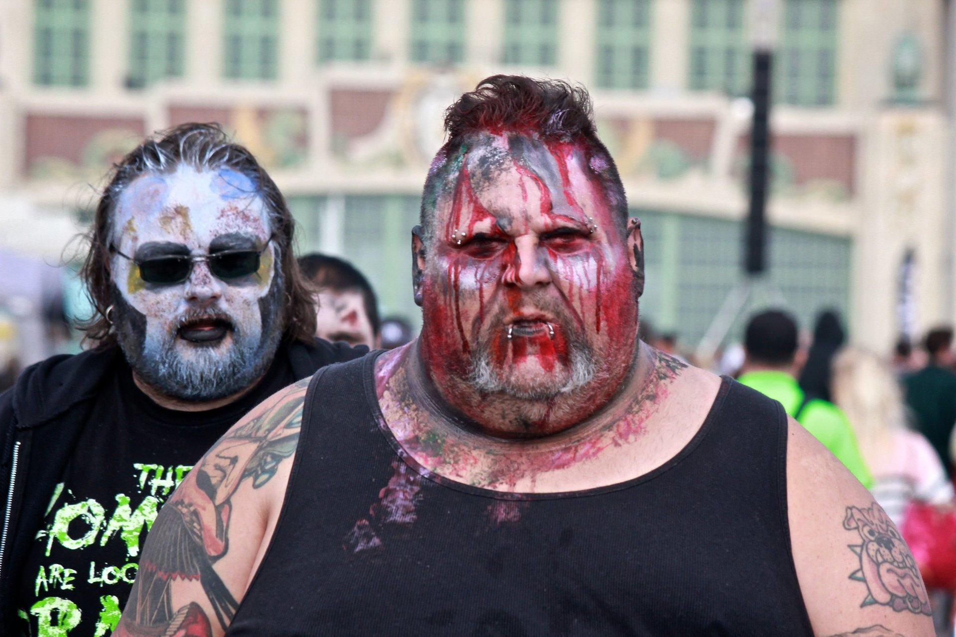 Asbury Park Zombie Walk 2013 2020