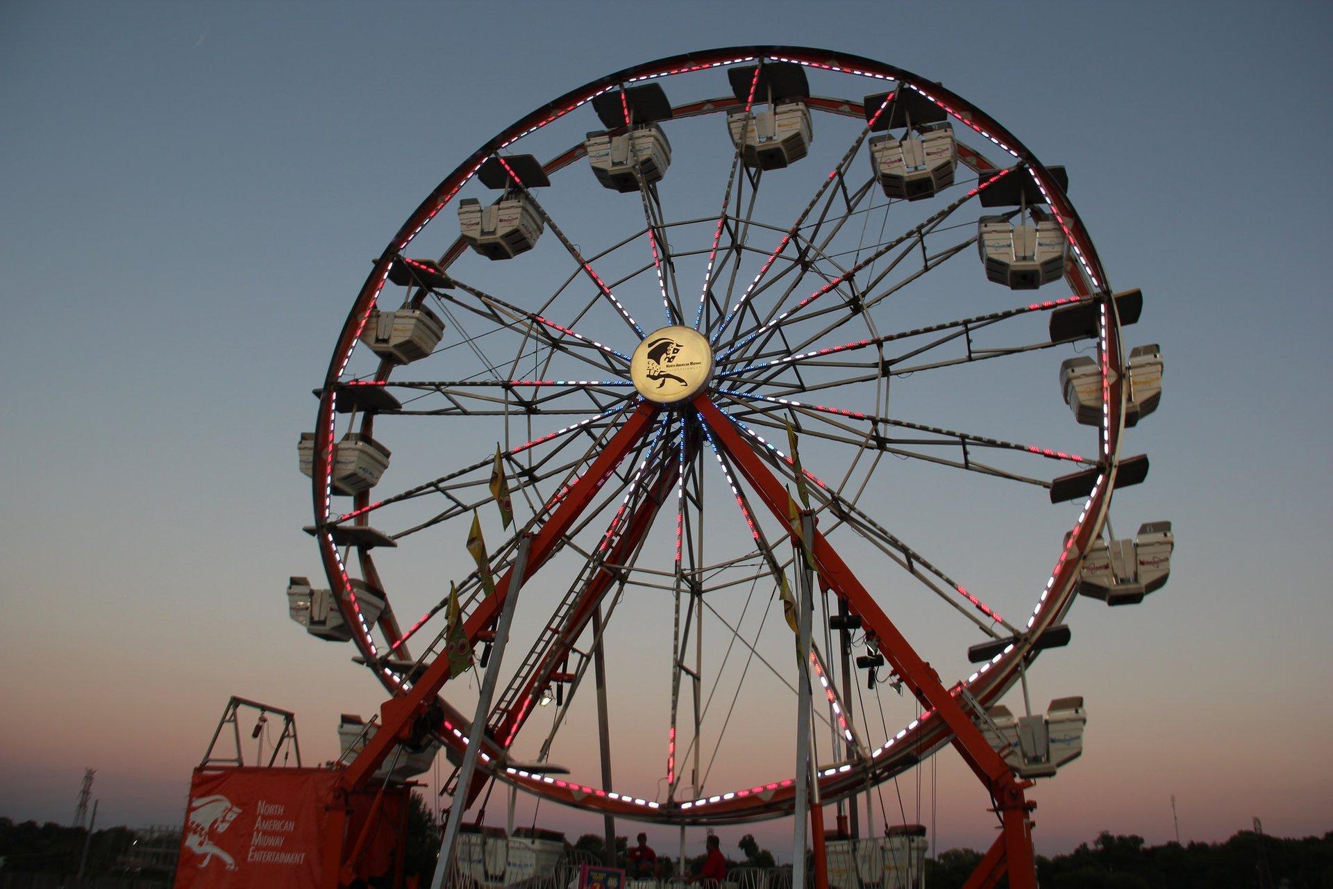 Tn State Fair 2020.Tennessee State Fair 2020 Dates Map