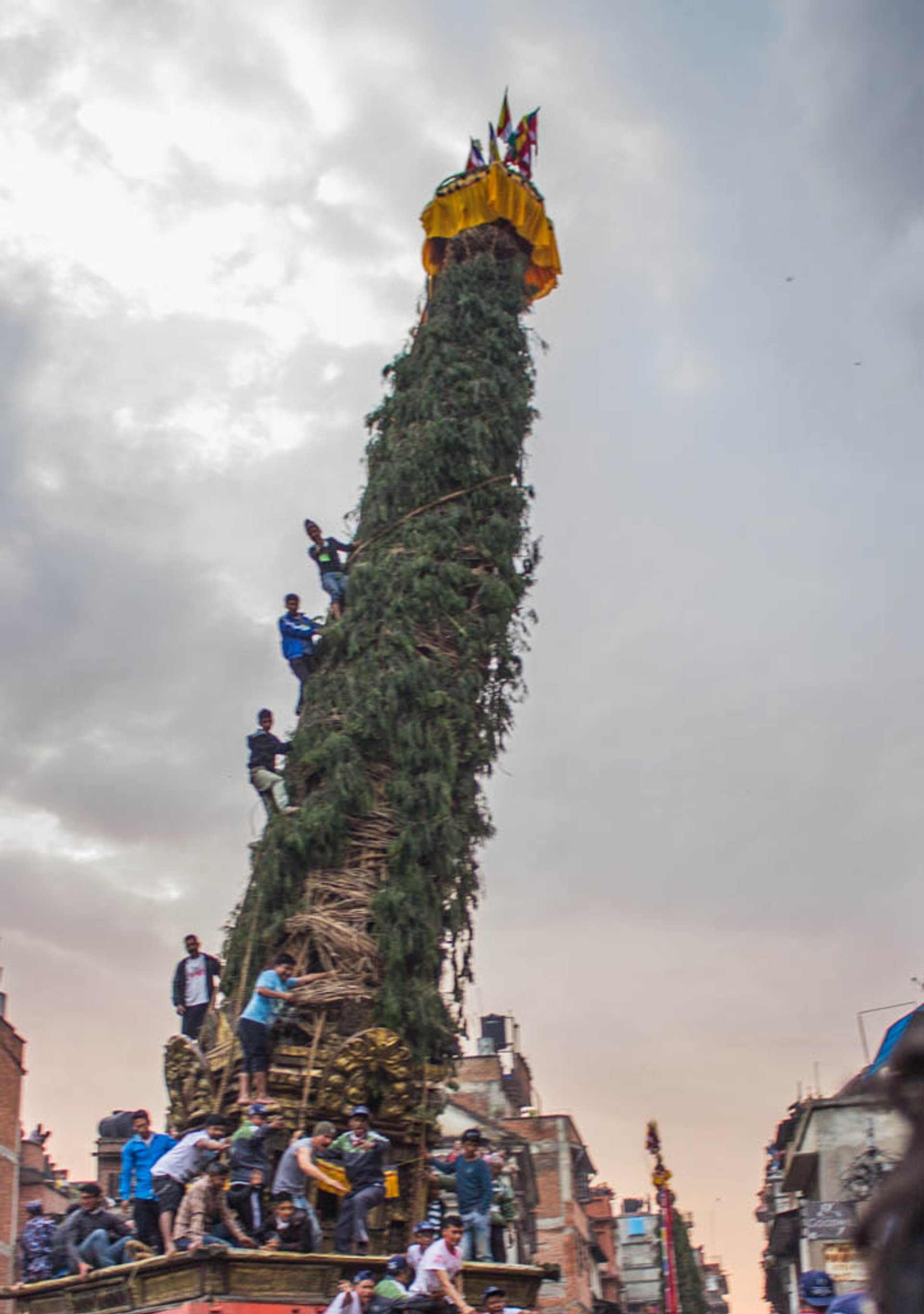 Rato Machhendranath Jatra in Nepal - Best Season 2020