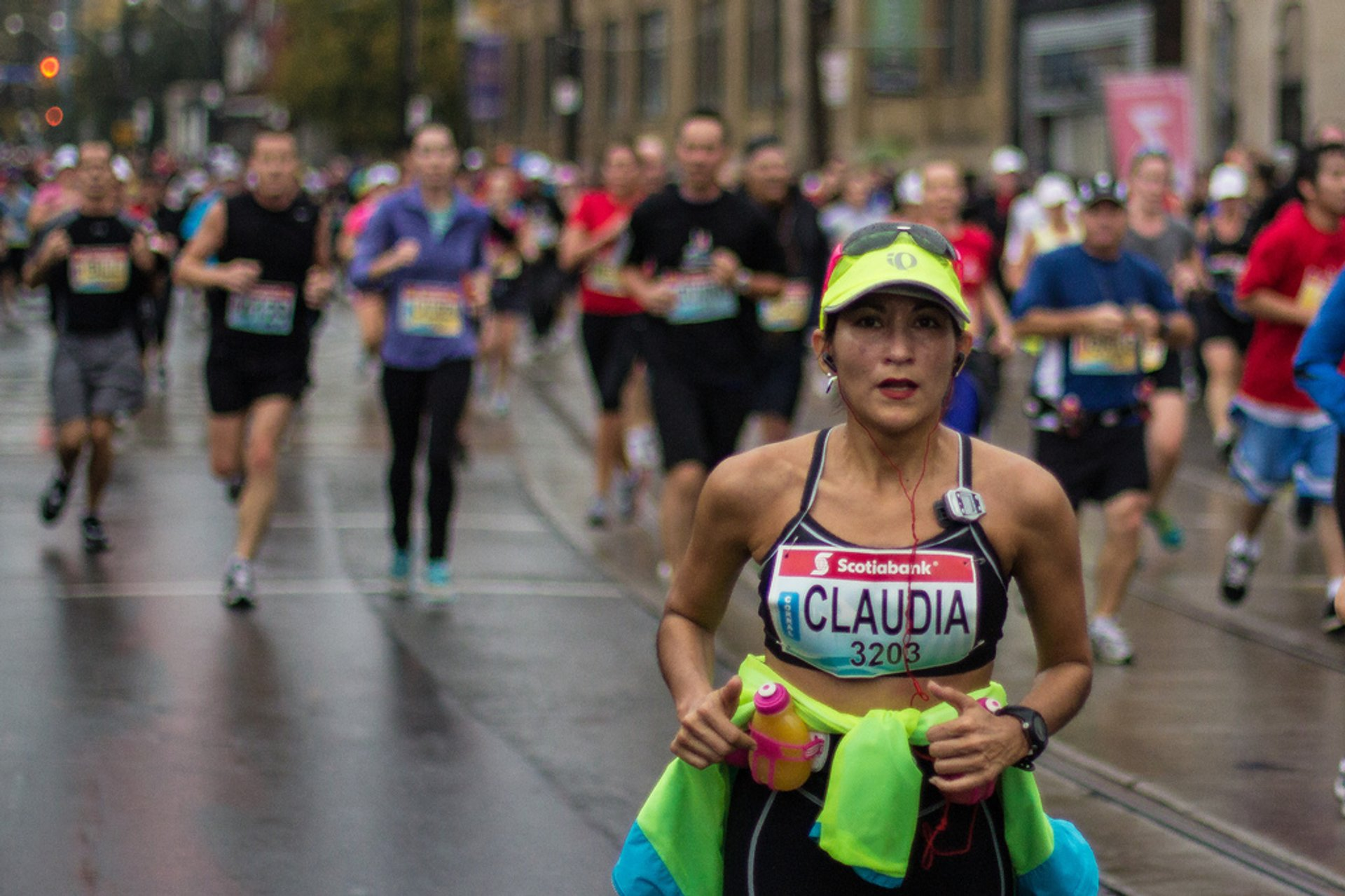 Toronto Waterfront Marathon in Toronto - Best Season 2020