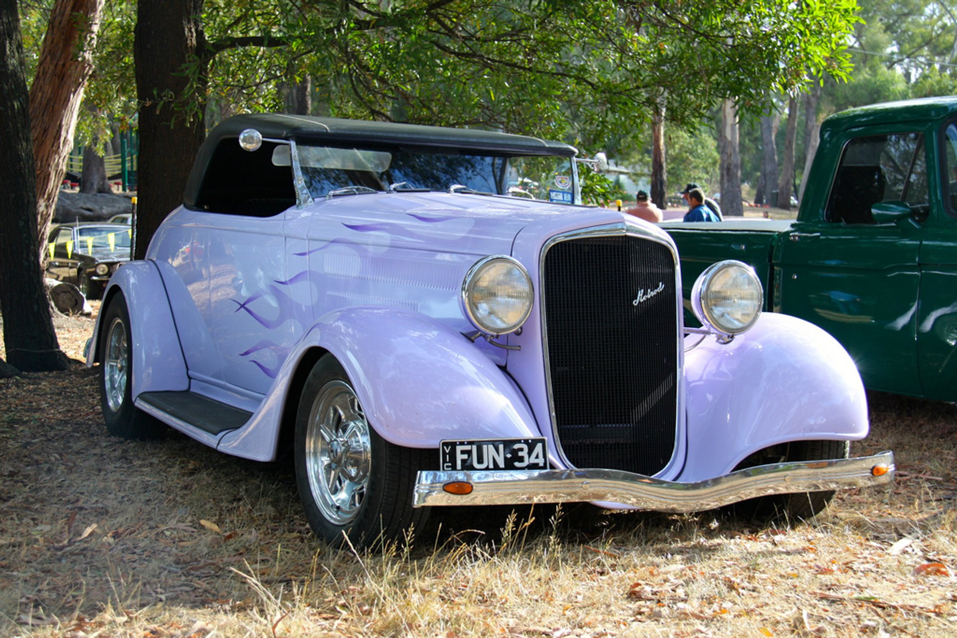 Picnic at Hanging Rock Car Show in Melbourne - Best Season 2020